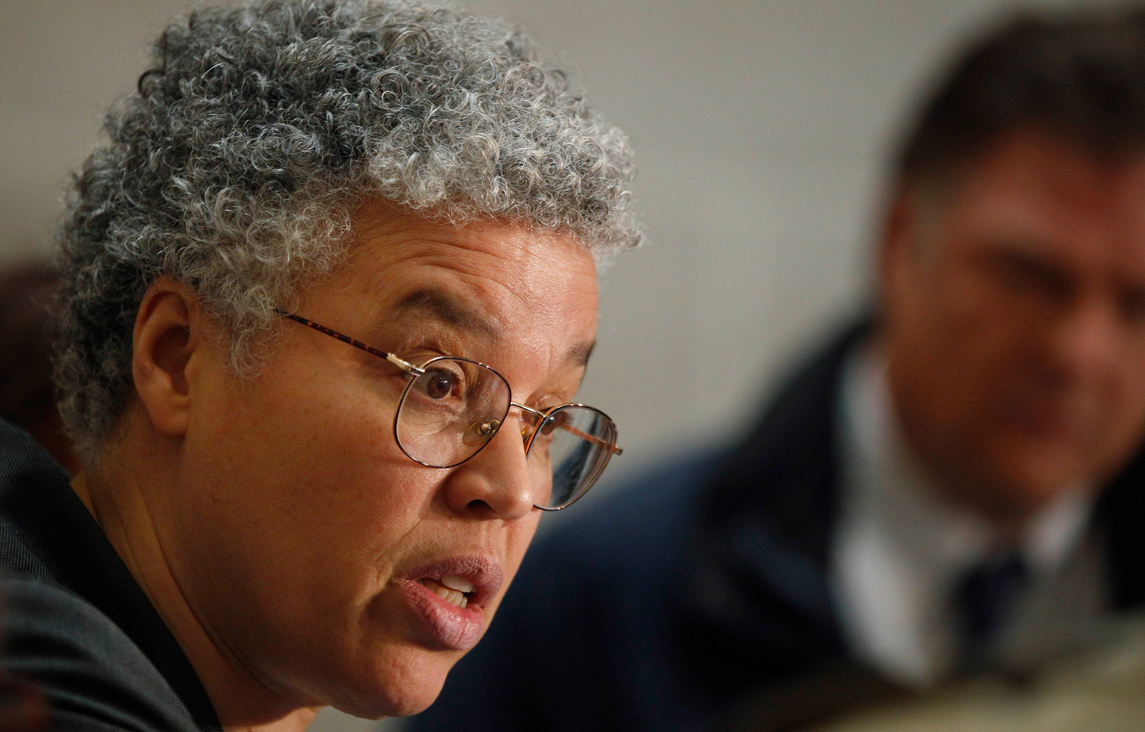 Cook County President Toni Preckwinkle has supported a tax on sweetened beverages in Cook County, but a repeal of the tax could come up for a vote this week at the county board meeting.