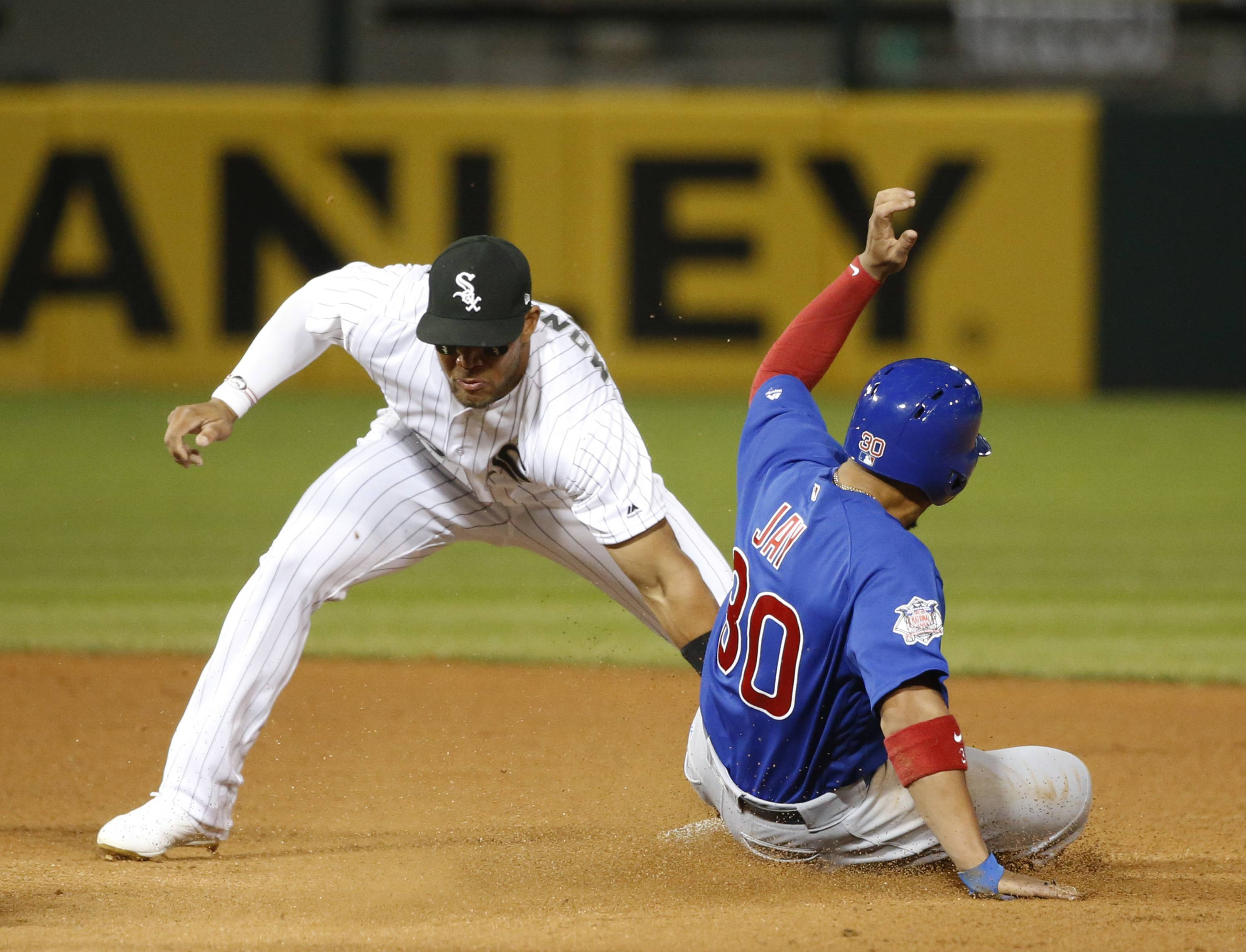 The Chicago Cubs will play six games against the White Sox in 2018, with three games at Wrigley Field in May and three games at Guarantee Rate Field in September.