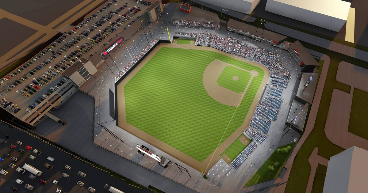 New rosemont baseball stadium to be called impact field malvernweather Image collections