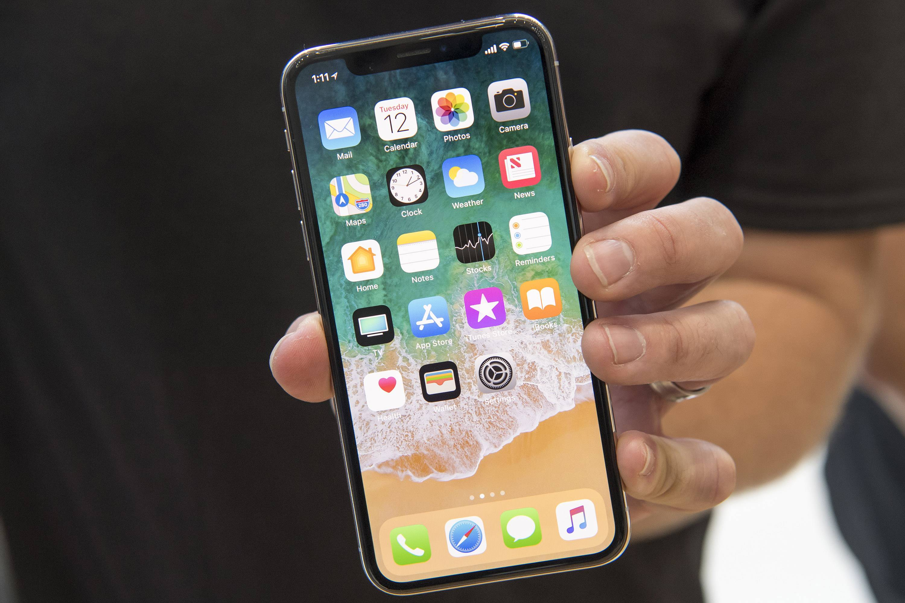 The iPhone X, which comes a decade after the original model, is Apple's first major redesign since 2014 and represents a significant upgrade to the iPhone 7 line.