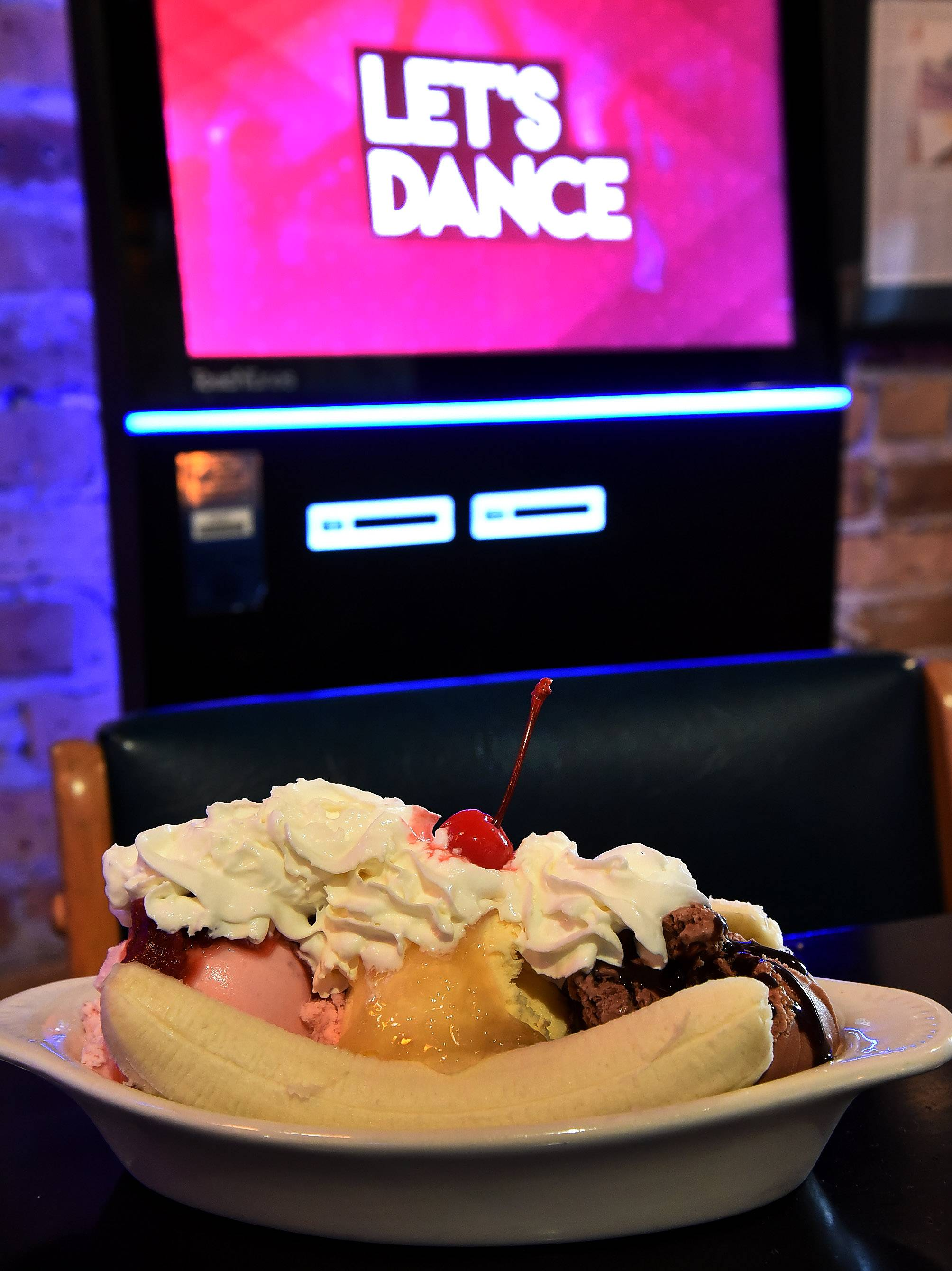 When's the last time you had a banana split? Remember Charlotte's in Barrington serves this throwback dessert.