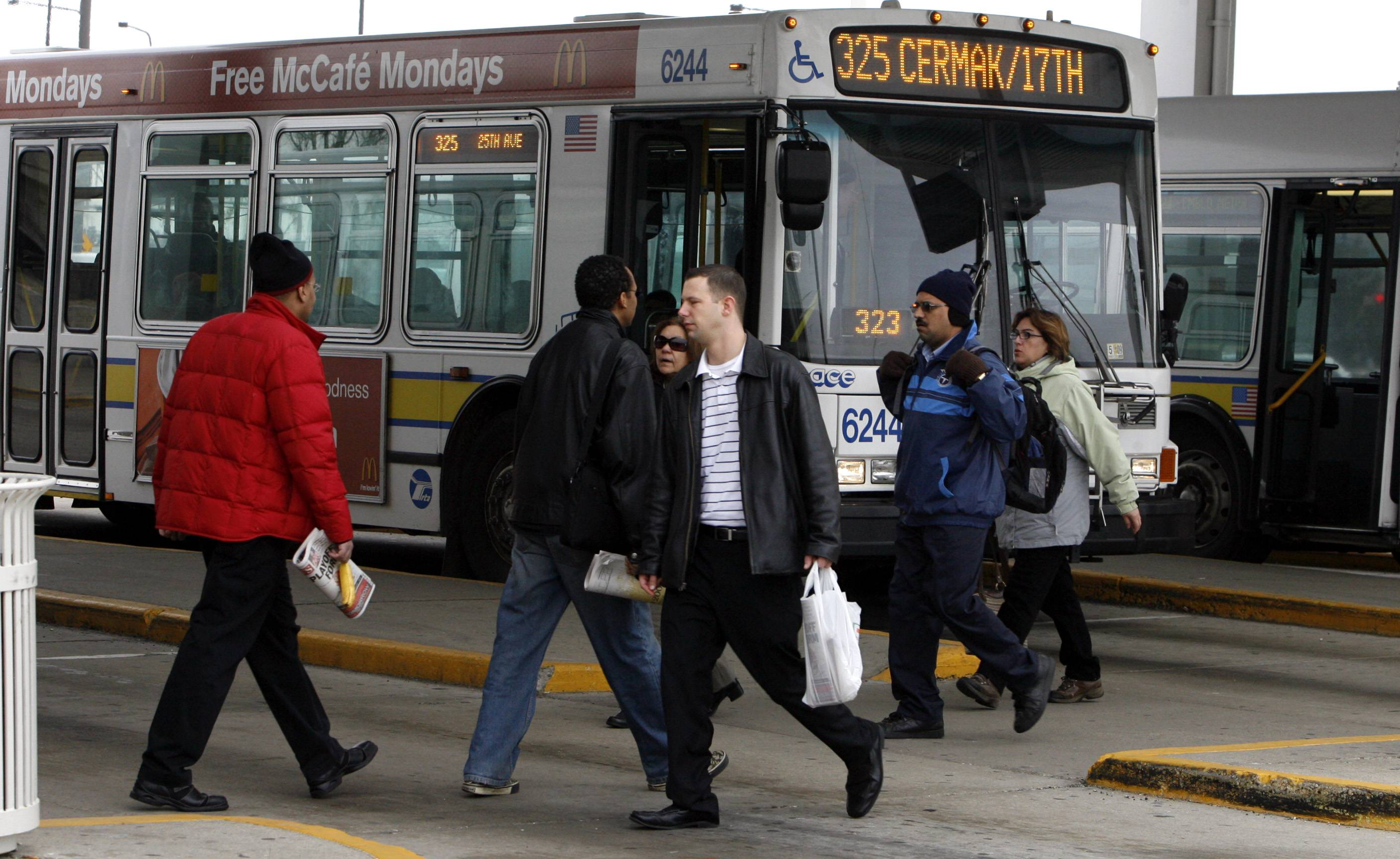 Pace contemplates 25-cent fare hike