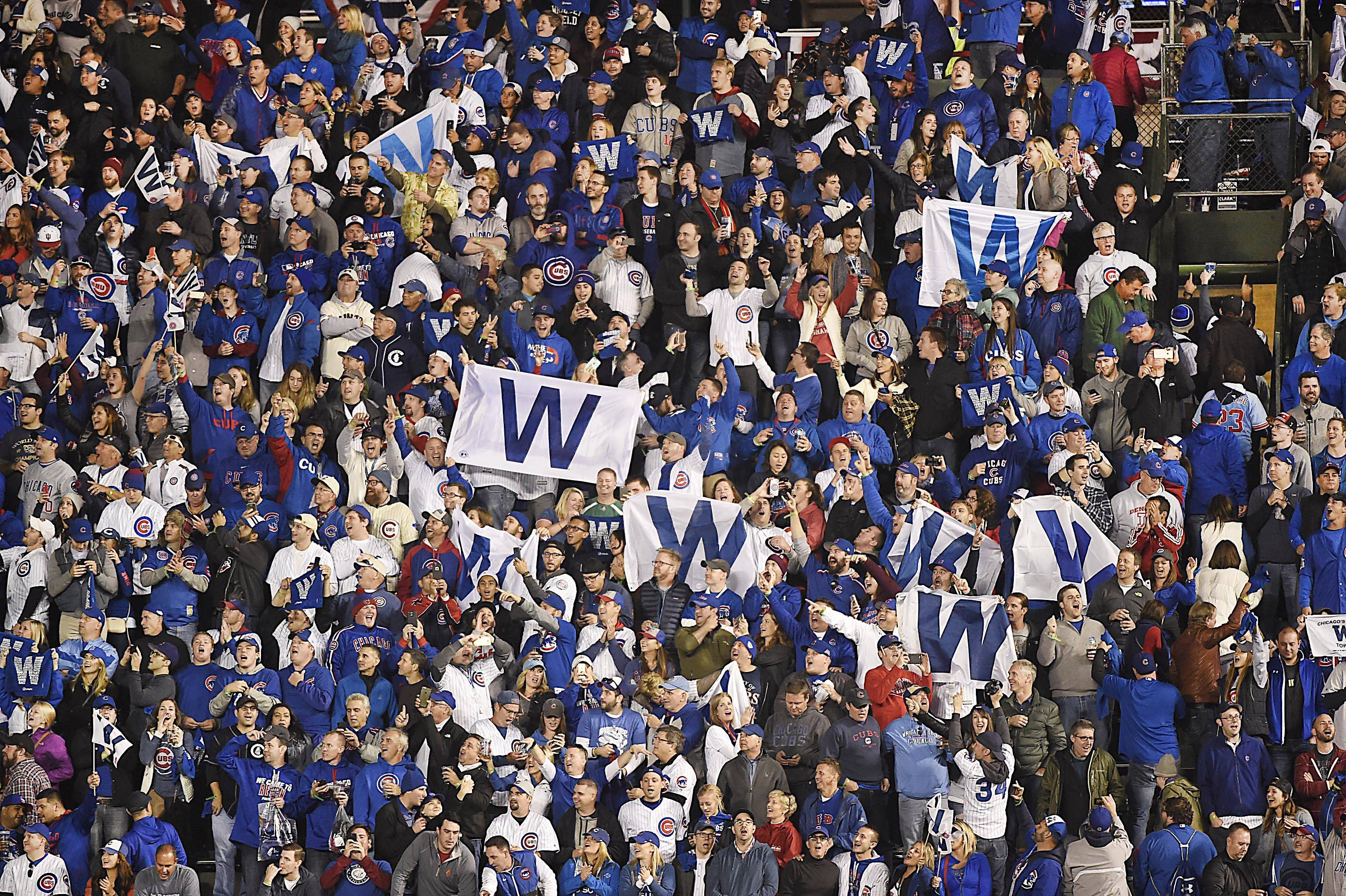 Cubs ticket lottery now open for single postseason games