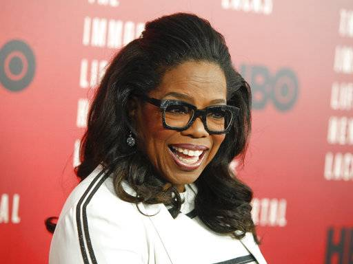 "Oprah Winfrey is joining ""60 Minutes"" for its 50th anniversary year, with her first story due in a week."