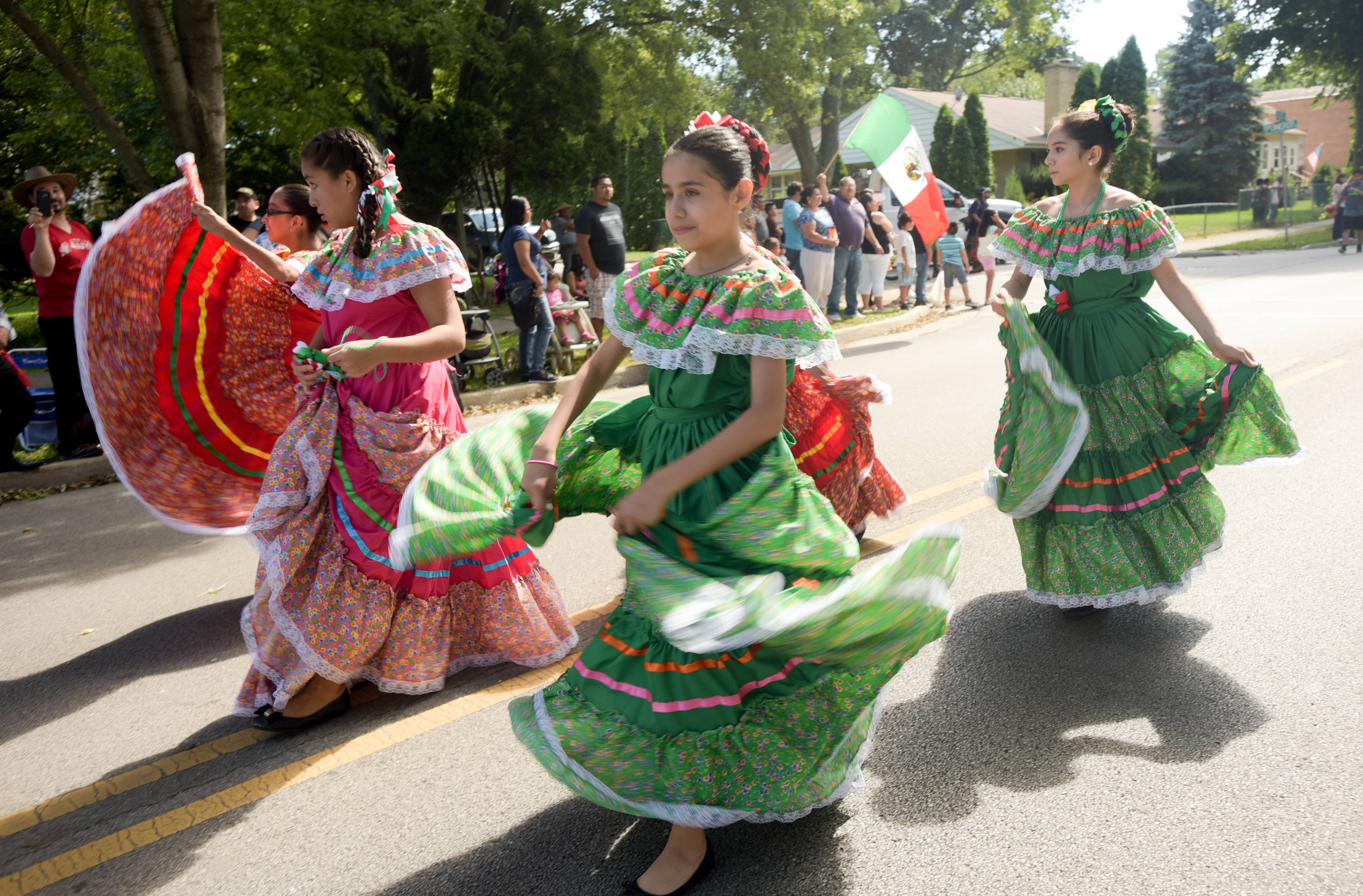 West Chicago will celebrate the community's heritage with a two-day Mexican Independence Day festival featuring food, music, a parade and performances.