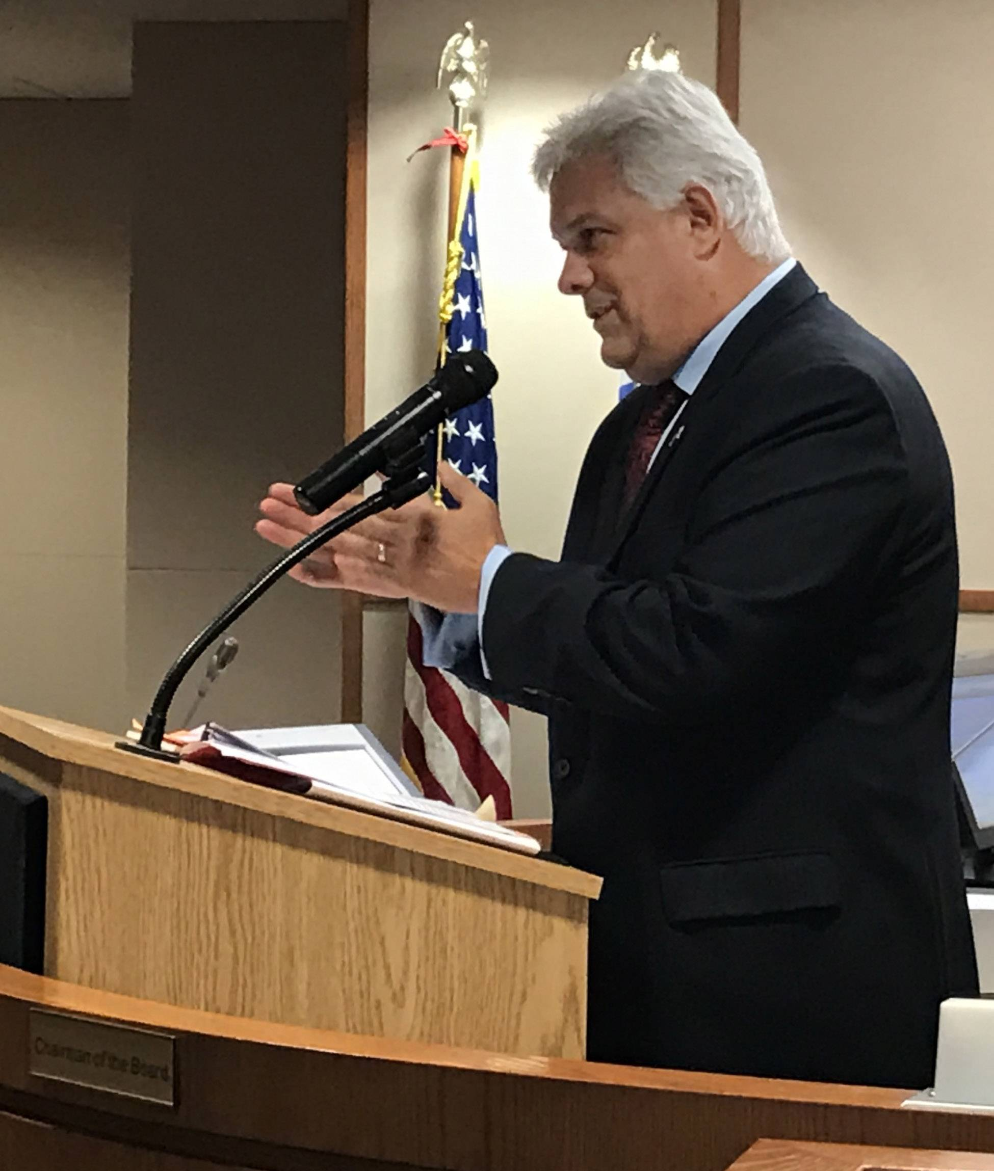Members of the McHenry County Board criticized Chairman Jack Franks and staff members Thursday, saying they should've been more transparent in issues related to staff hirings and the Valley Hi Nursing Home.