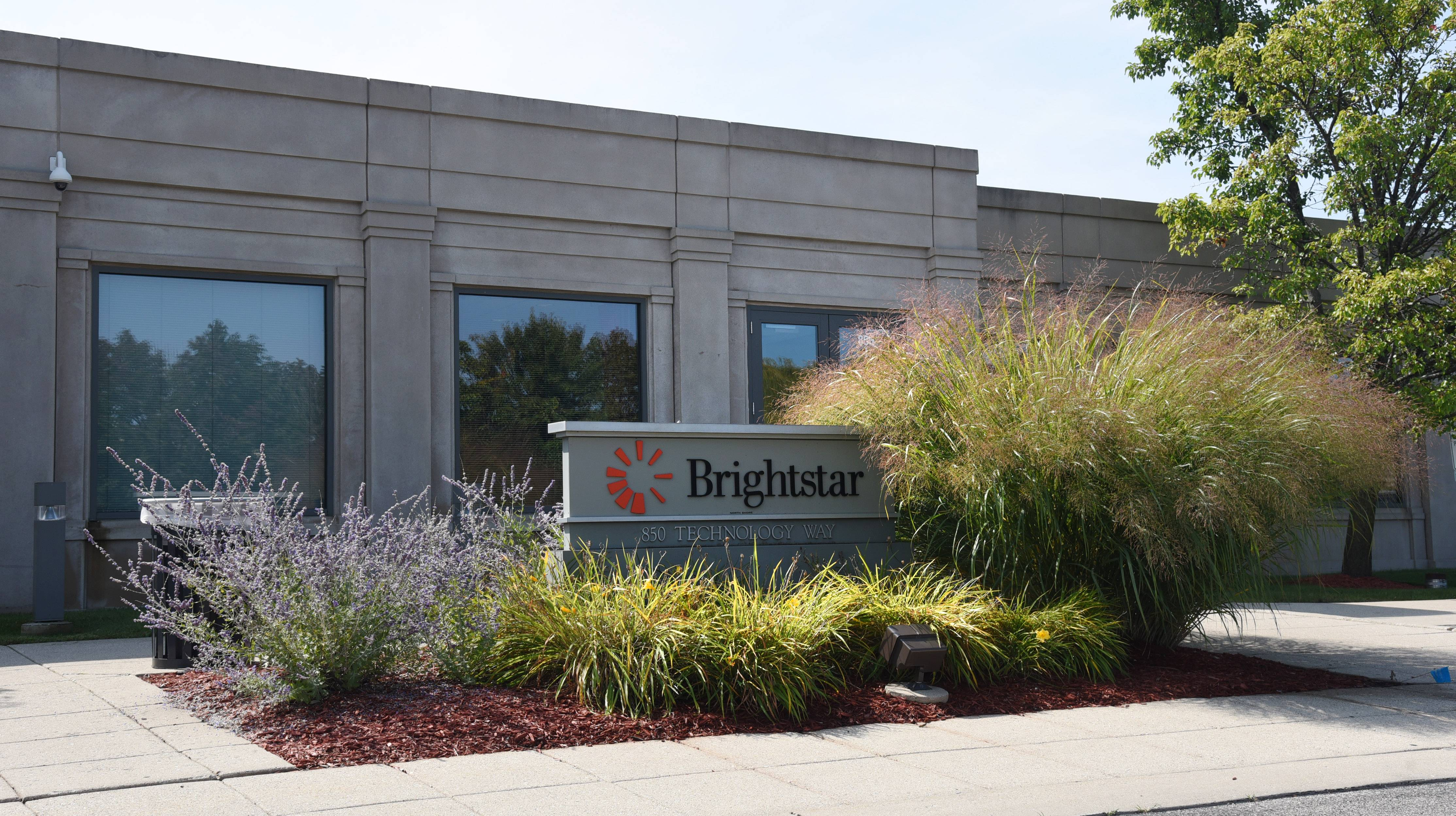 Libertyville mobile services company Brightstar Corp. plans to leave its regional headquarters on Technology Way for a space in the nearby Innovation Park Lake County.