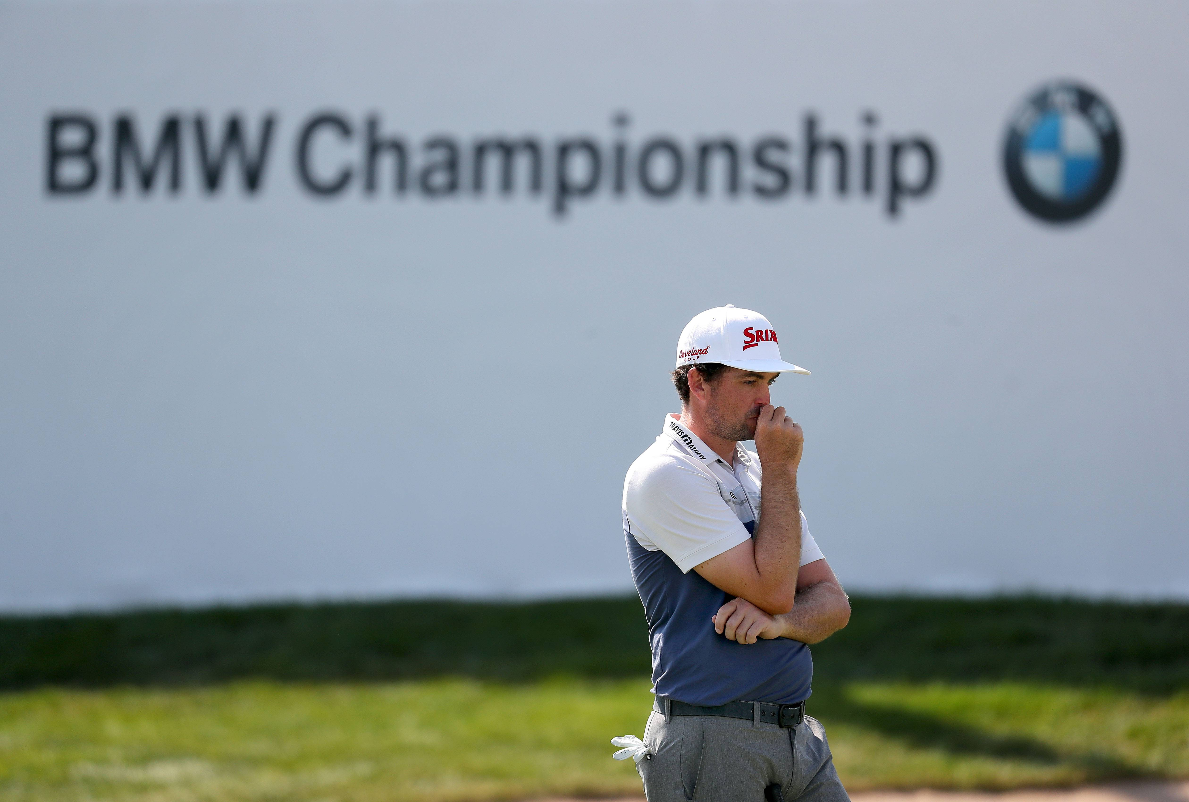Rozner Bradley Fighting His Way Out Of Golf Abyss