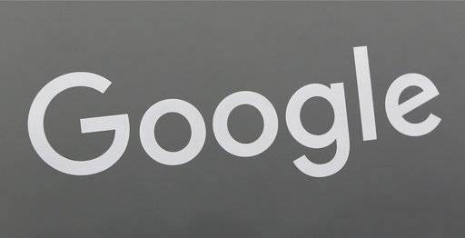 This Monday, Aug. 7, 2017, photo shows a Google sign at a store in Hialeah, Fla. A lawyer representing three female former Google employees is filing a class action lawsuit against the search giant for gender pay discrimination. The suit follows a federal labor investigation into Google that has preliminarily found systemic pay discrimination among the 21,000 employees at Google's headquarters in Mountain View, Calif. The initial stages of the review found women earned less than men in nearly every job classification. (AP Photo/Alan Diaz)