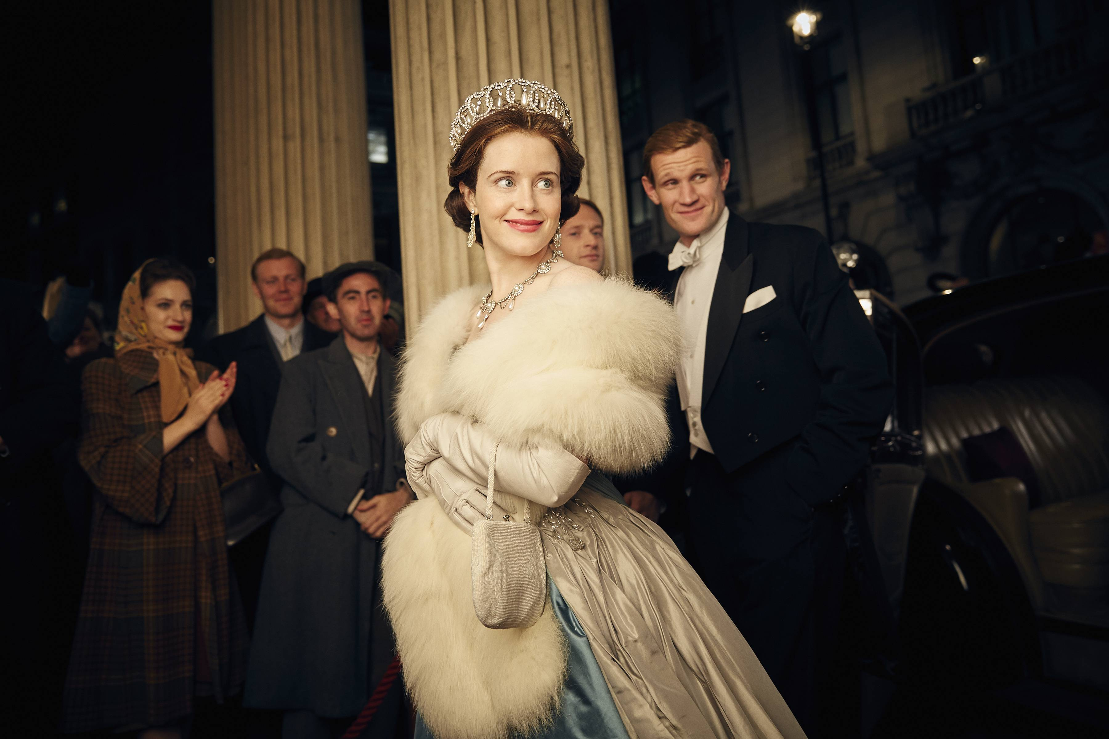 "Streaming services will be well-represented at Sunday's Emmy Awards. Netflix's ""The Crown"" is among the best drama nominees, and star Claire Foy is nominated for best actress."
