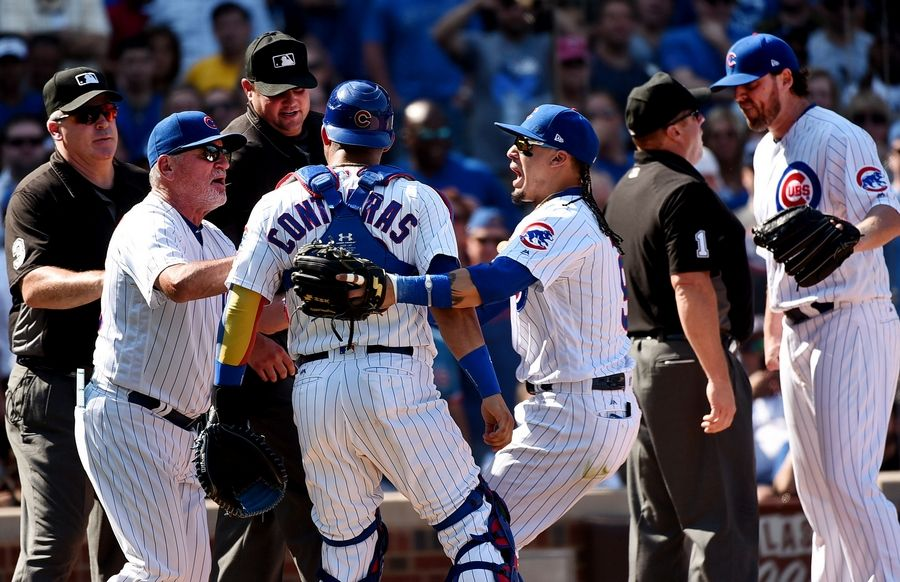 Images Chicago Cubs Over St Louis Cardinals 8 2