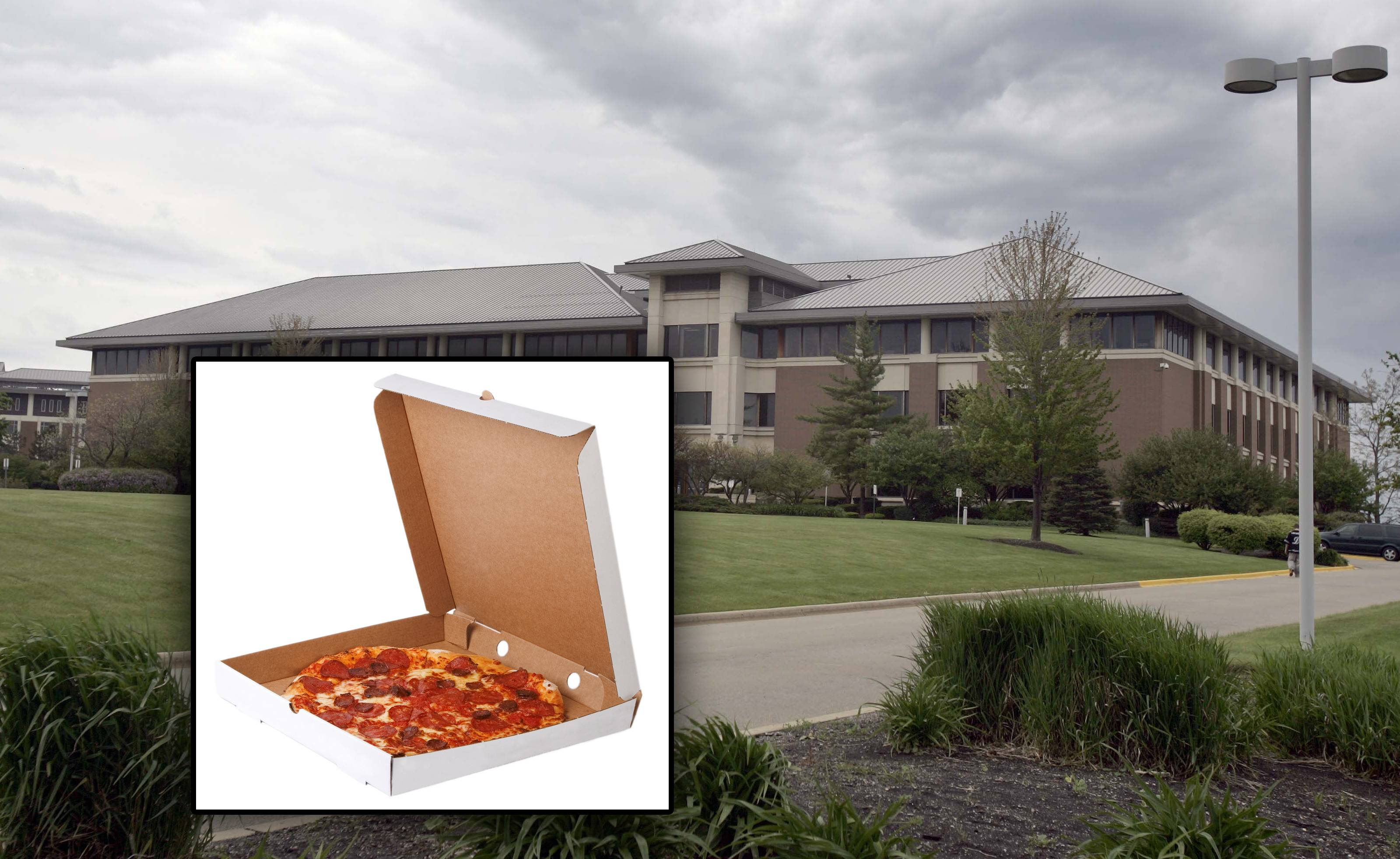 "A pizza restaurant worker's idea of a joke — writing ""They're innocent"" on a pizza box that ended up in the hands of jurors hearing a murder trial this summer — nearly derailed the case."