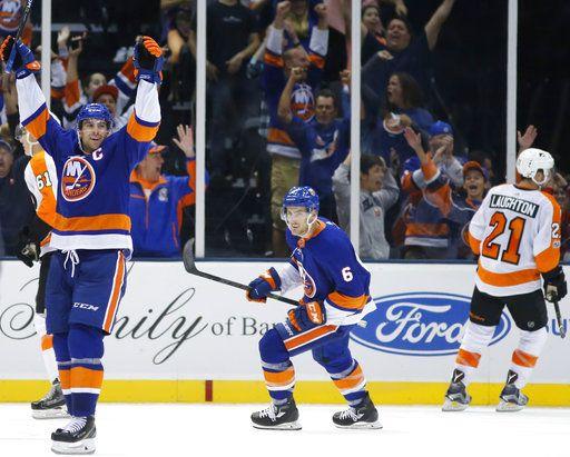Fans Delight Islanders Back At Nassau Coliseum For A Day