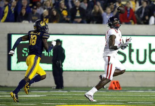 California Gets Defensive In 27-16 Win Over Ole Miss