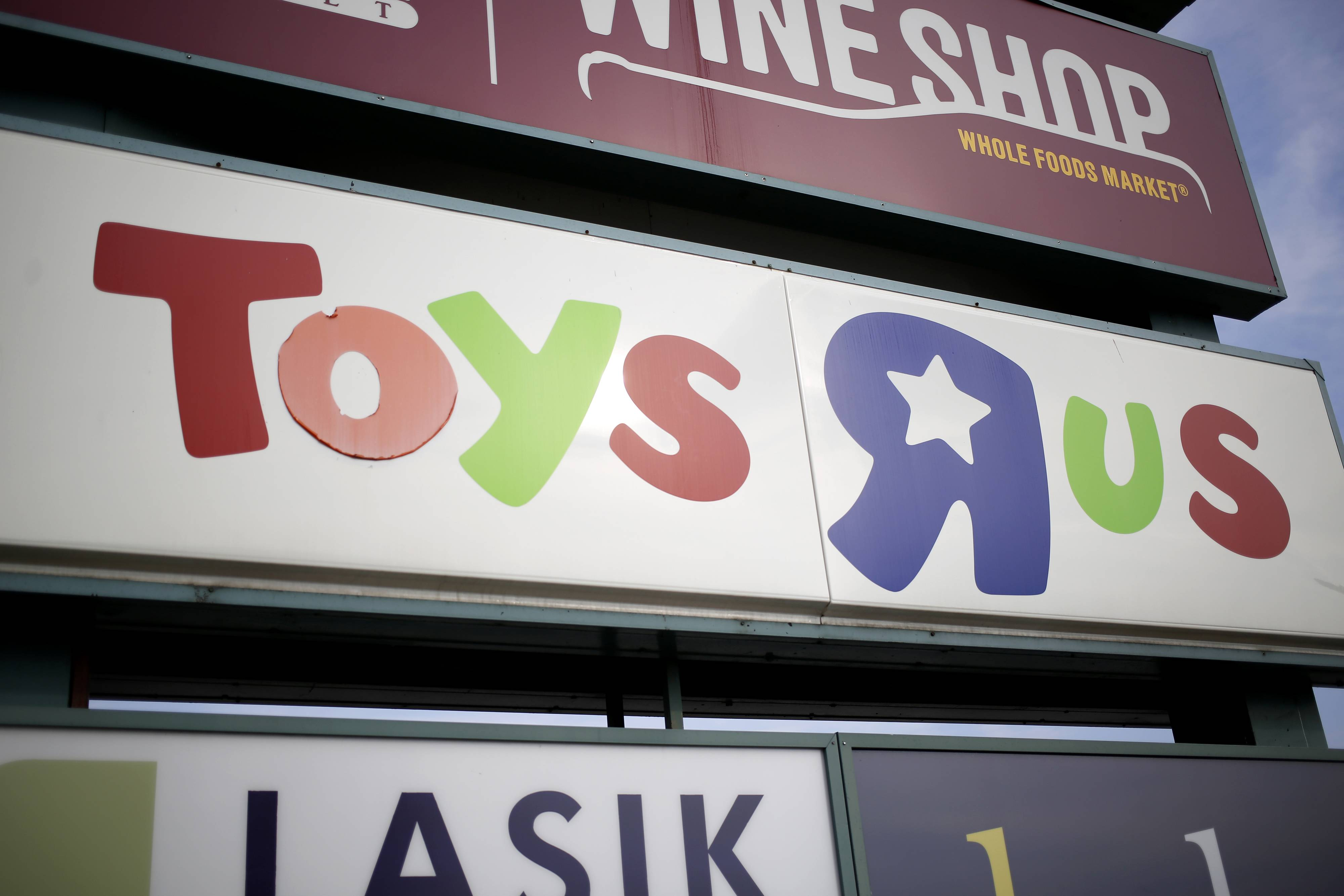 Toys R Us: the birth -- and bust -- of a retail empire