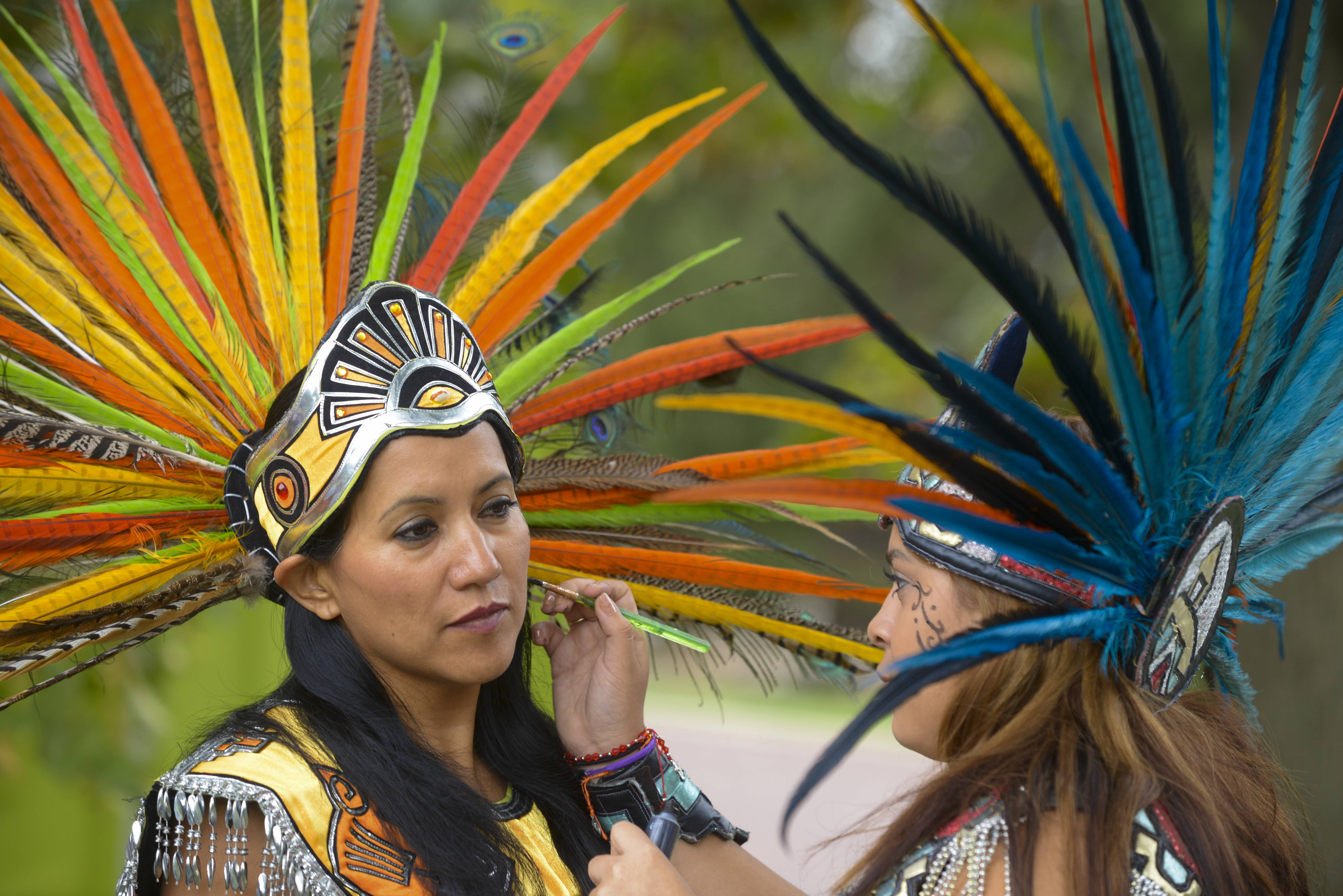 The Midwest SOARRING Harvest Pow Wow, taking place Saturday and Sunday at Naper Settlement in Naperville, is a colorful celebration of Native American culture and tradition.