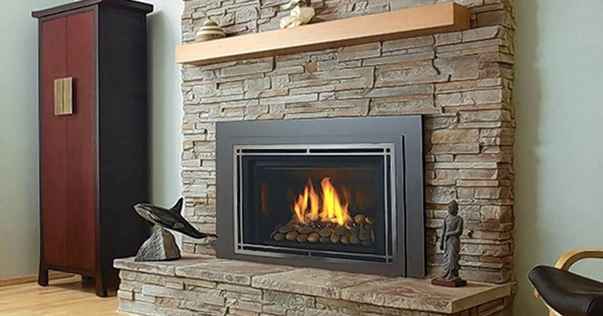 Fire Up Your Fireplace With Gas Logs
