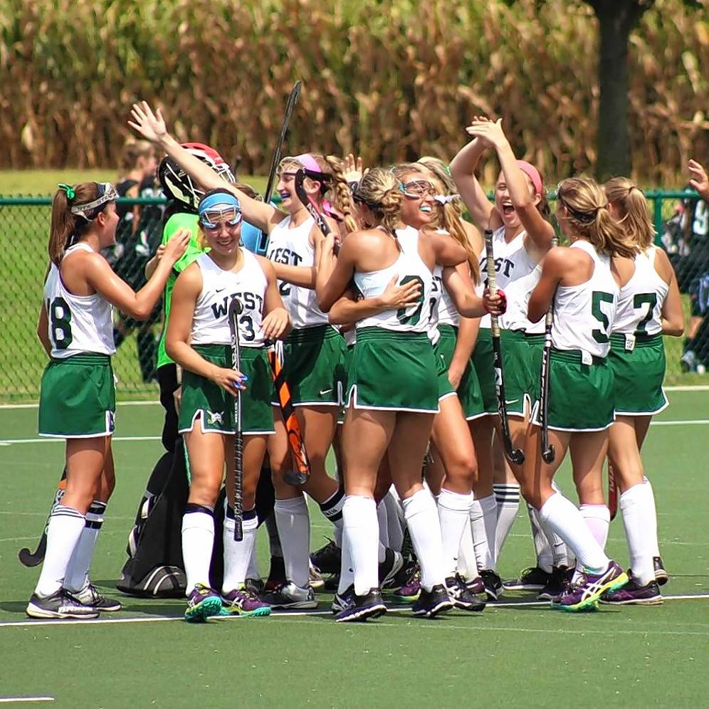 Glenbard West's field hockey team led by Karen Judge is 13-1 after Tuesday's 5-0 win over Deerfield.