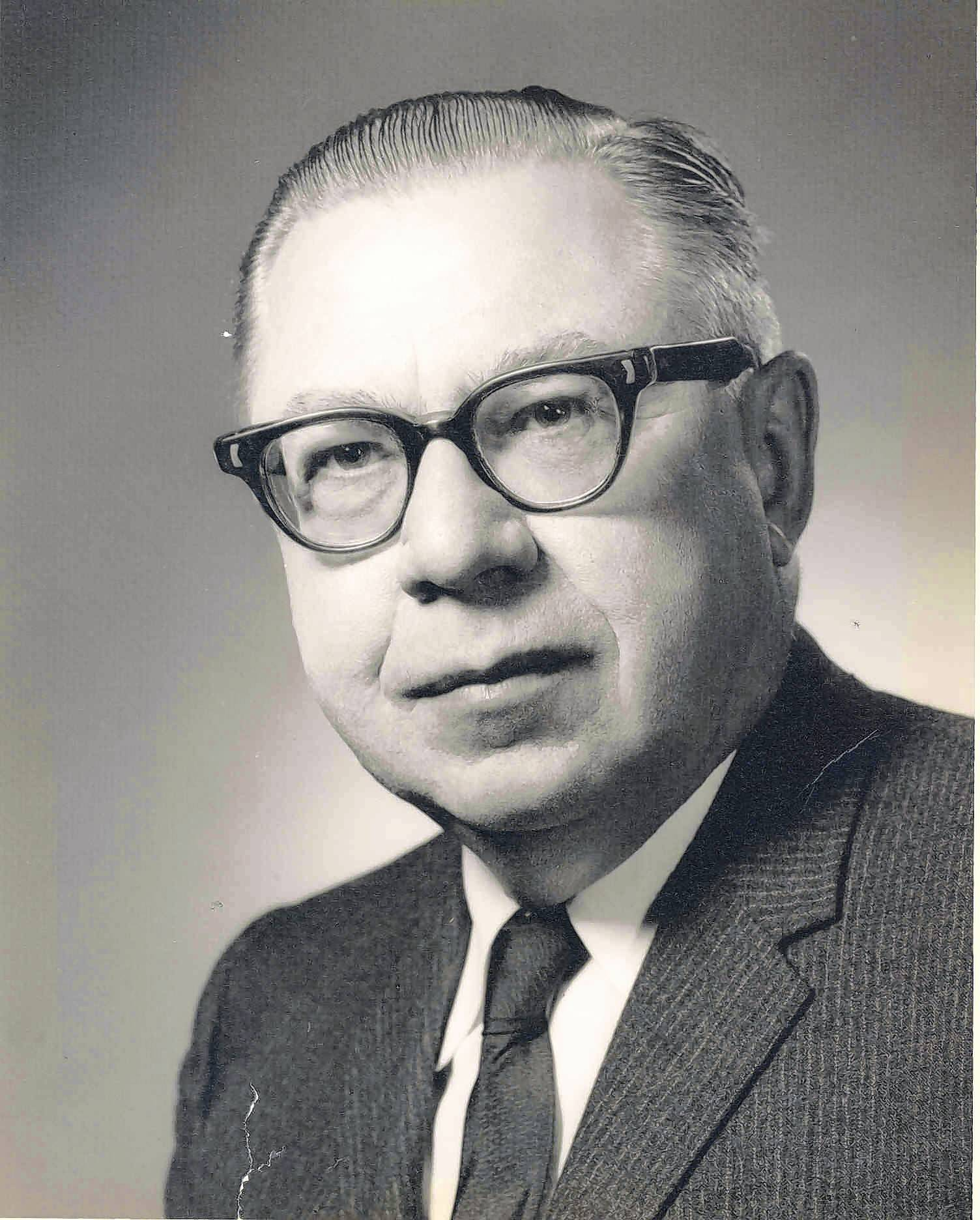 "Clarence ""C.O."" Schlaver was the sixth mayor of Mount Prospect, serving in the early 1960s."