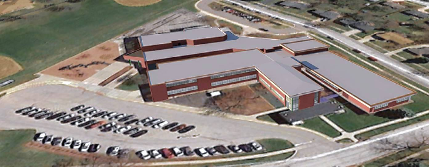 District 25 Greenbrier School addition cost: $6.4 million