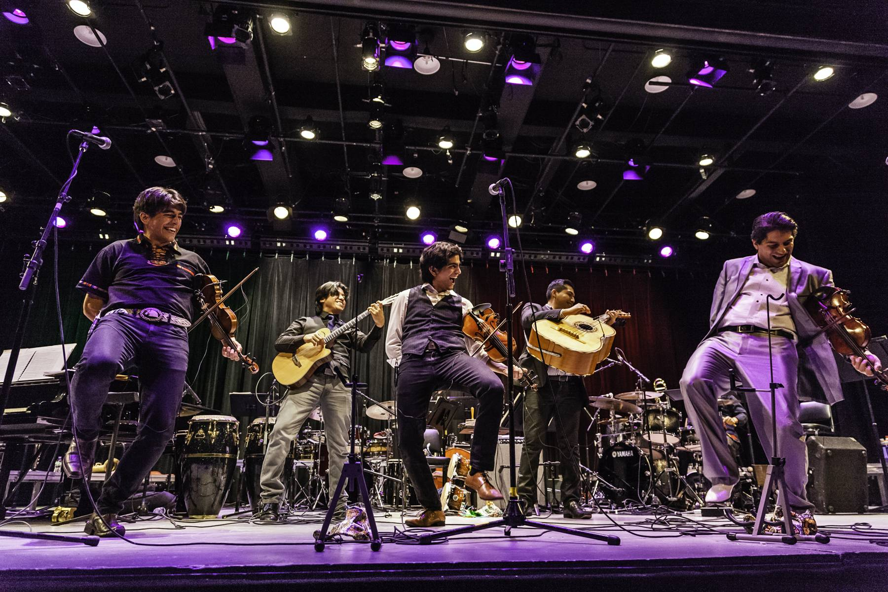 Leading contemporary Mexican music ensemble Villalobos Brothers will perform at the ECC Arts Center on Saturday, Oct. 7.