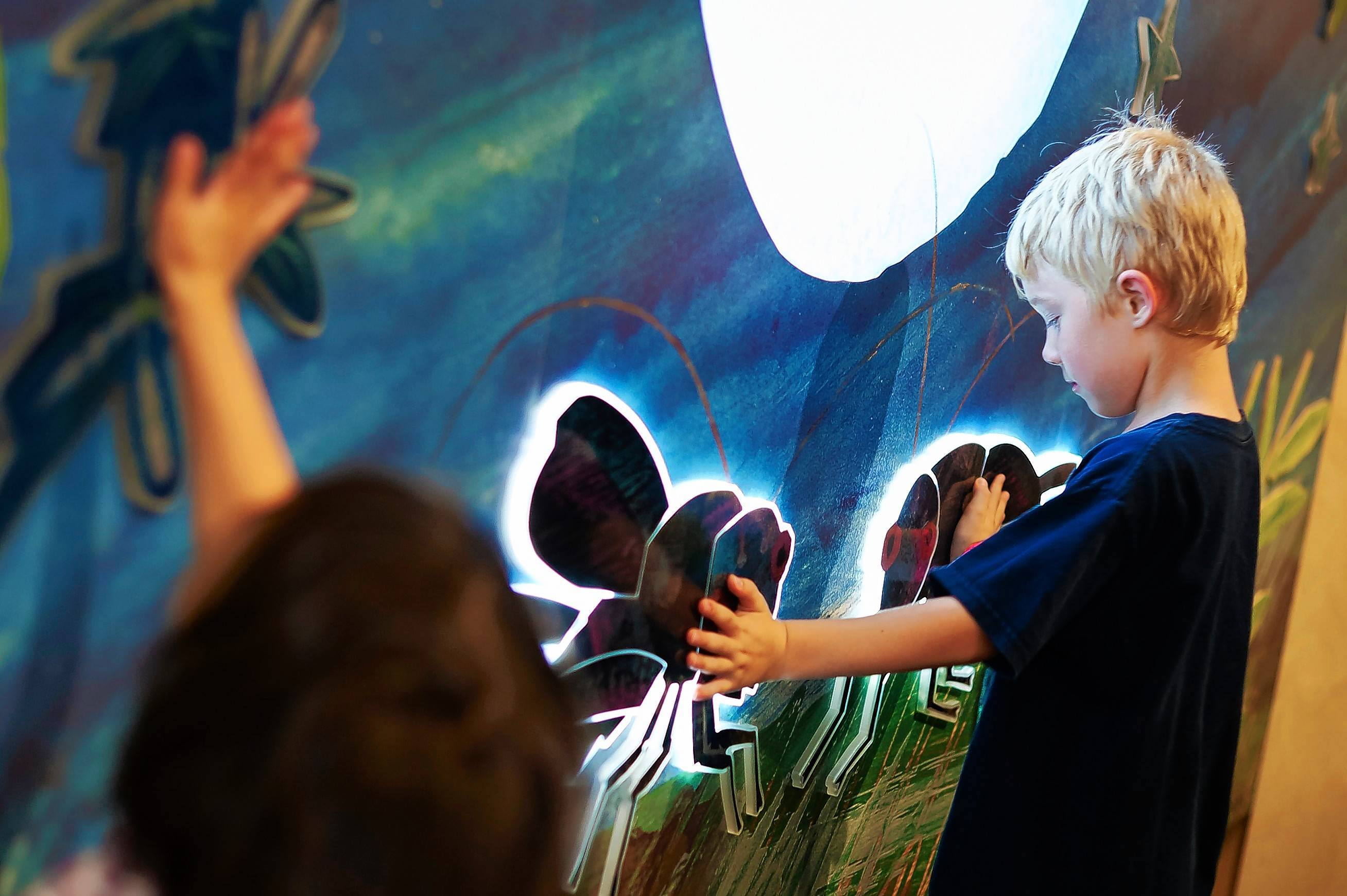 "The Chicago Children's Museum's interactive new ""Very Eric Carle"" exhibit opens Saturday, Sept. 30."
