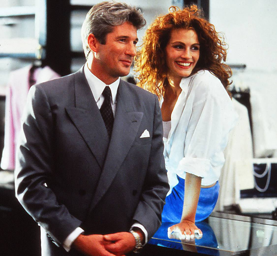 "Richard Gere and Julia Roberts starred in the hit 1990 film ""Pretty Woman."" The romantic comedy is being adapted into a musical that will premiere at Chicago's Oriental Theatre in March."