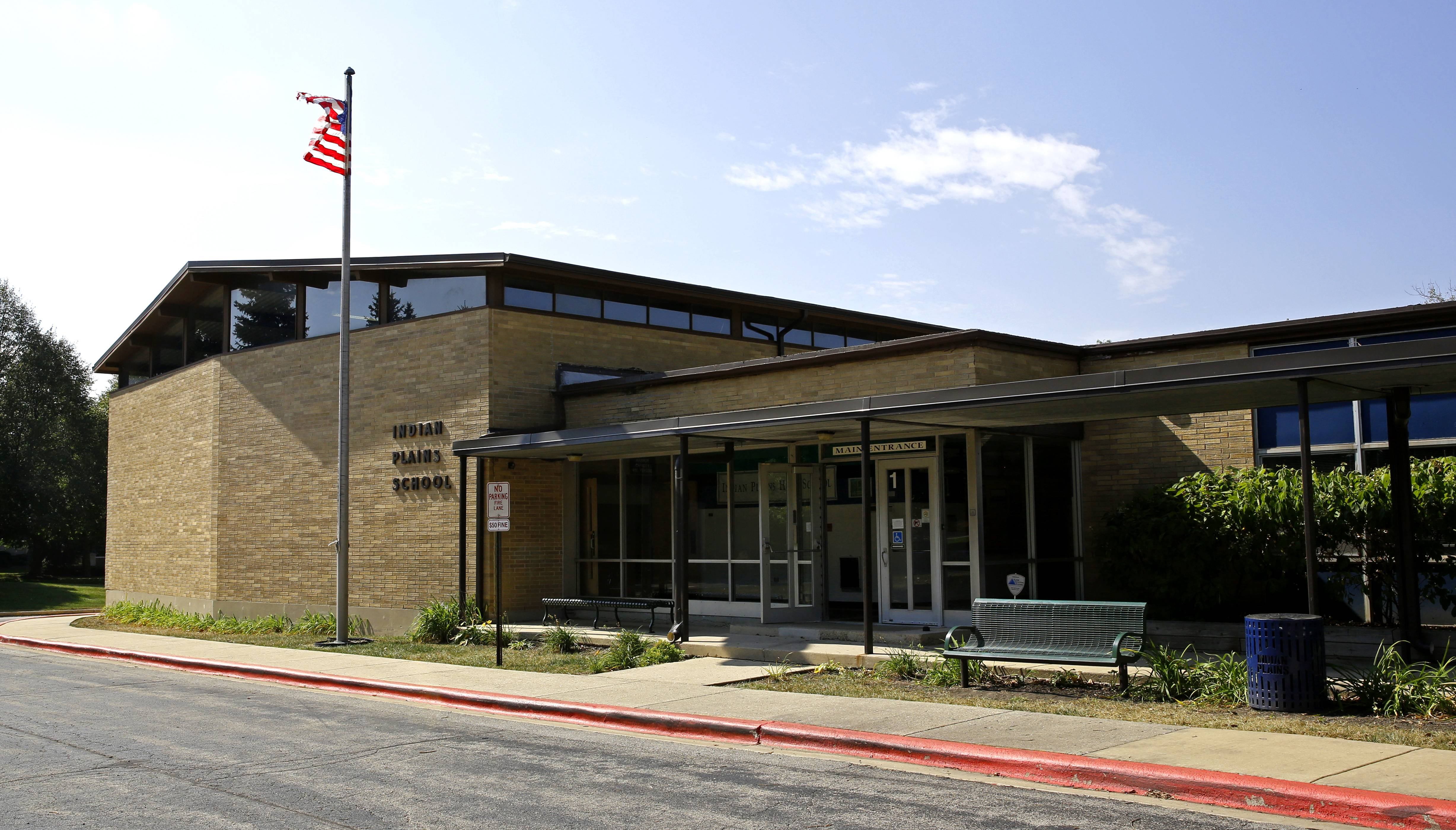 District 204 to tear down Indian Plains school