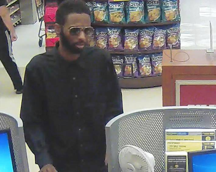 Authorities are searching for this man the FBI said is suspected of robbing five banks in nine days across the suburbs, including Glen Ellyn, Rolling Meadows, Westchester, Lisle and Plainfield.