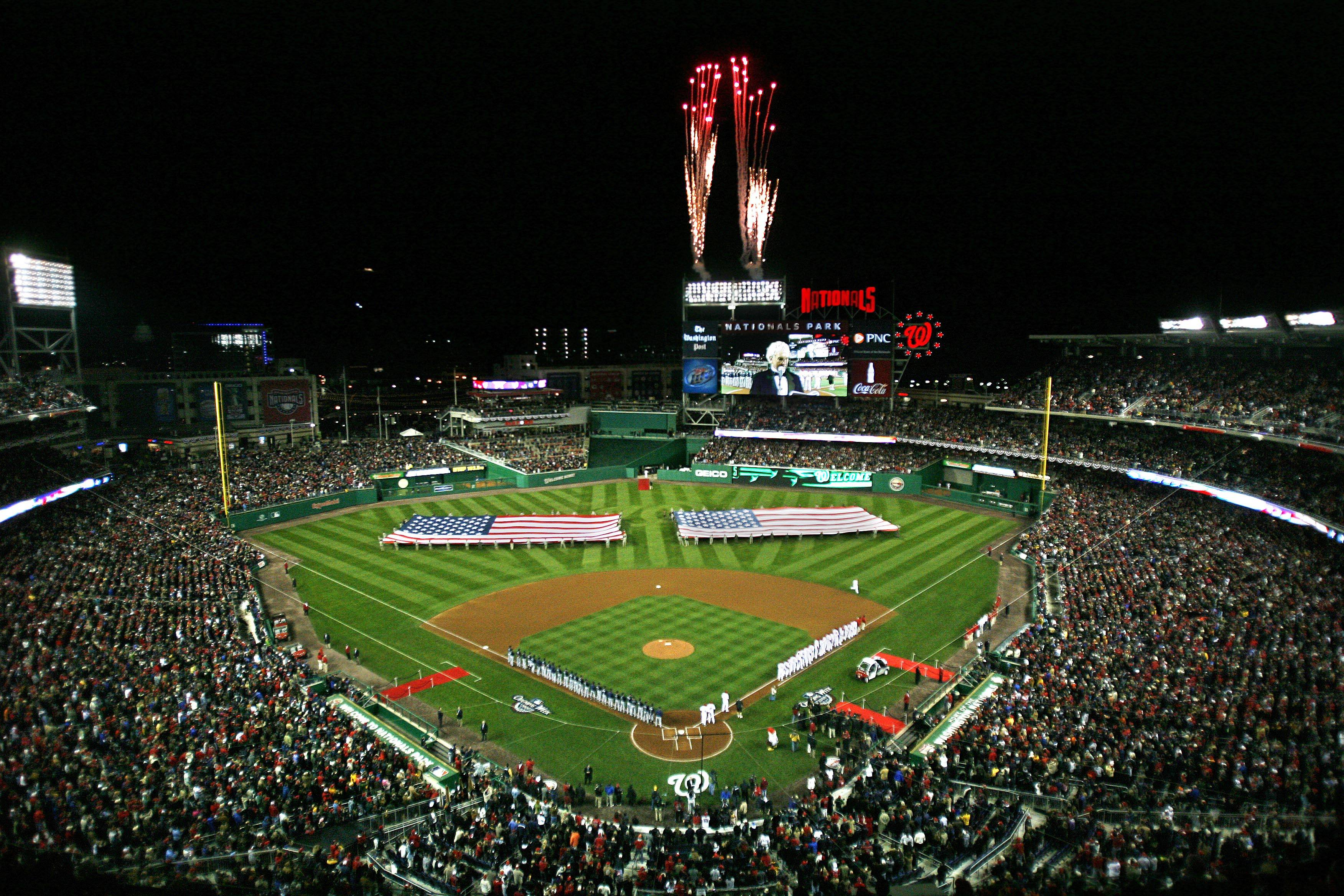 Tickets are still available for Games 1 and 2 at Nationals Park, Cubs fans.