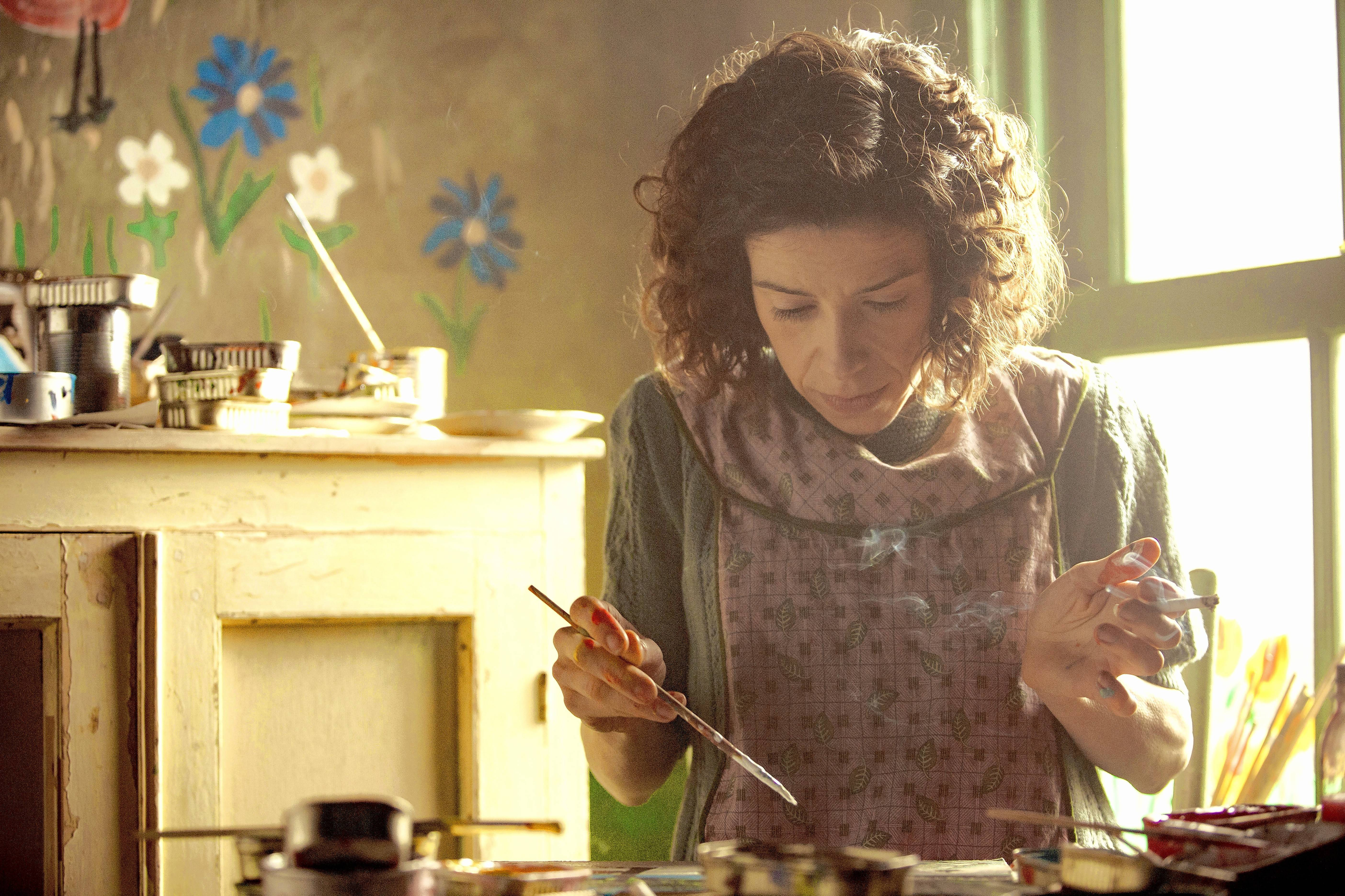"Woodstock Theatre's film club will screen the 2016 biographical romance ""Maudie,"" on Canadian folk artist Maud Lewis."