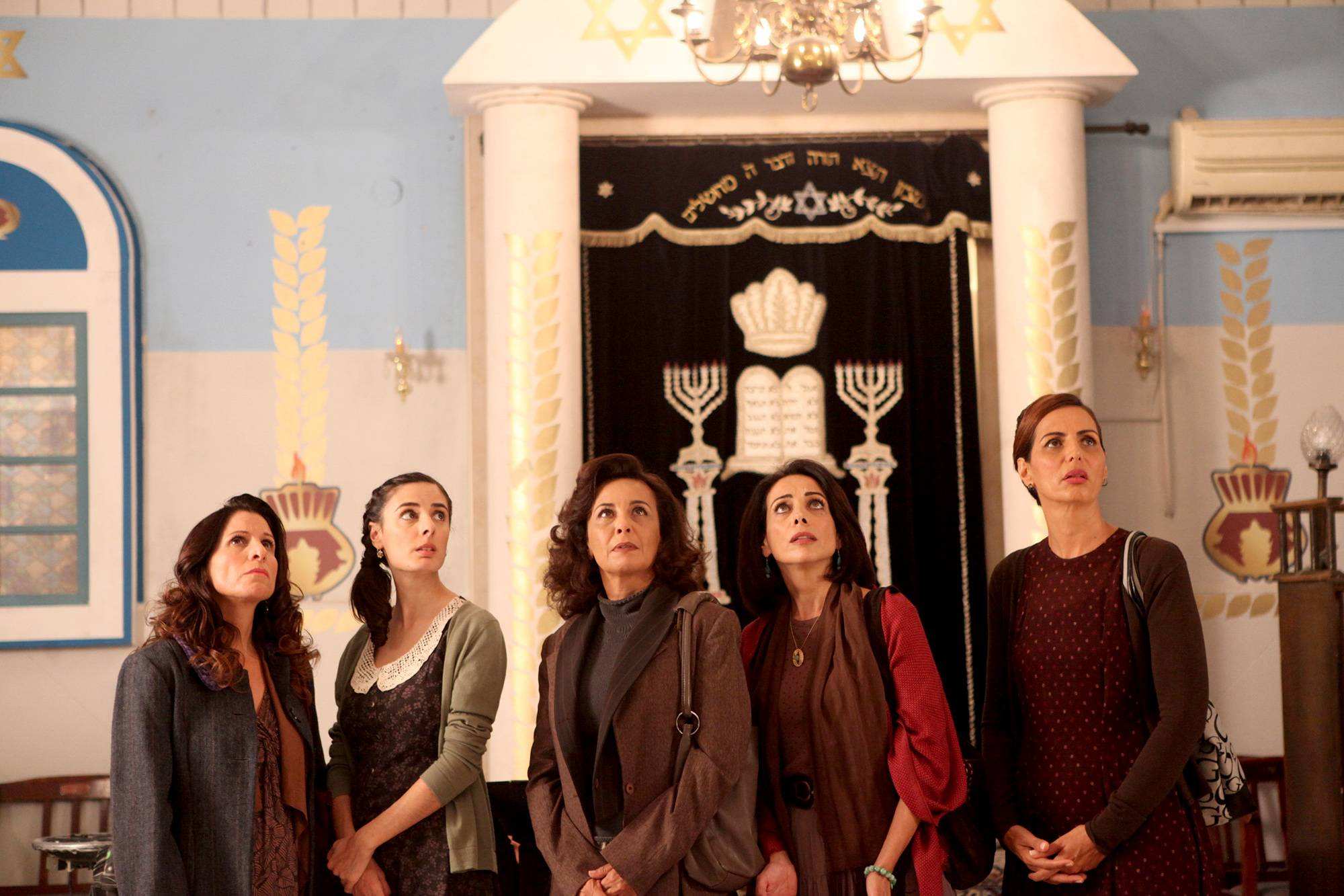 "Charlestowne 18 in St. Charles will feature the 2016 Israeli comedy ""The Women's Balcony"" at the next First Wednesday Film Club."