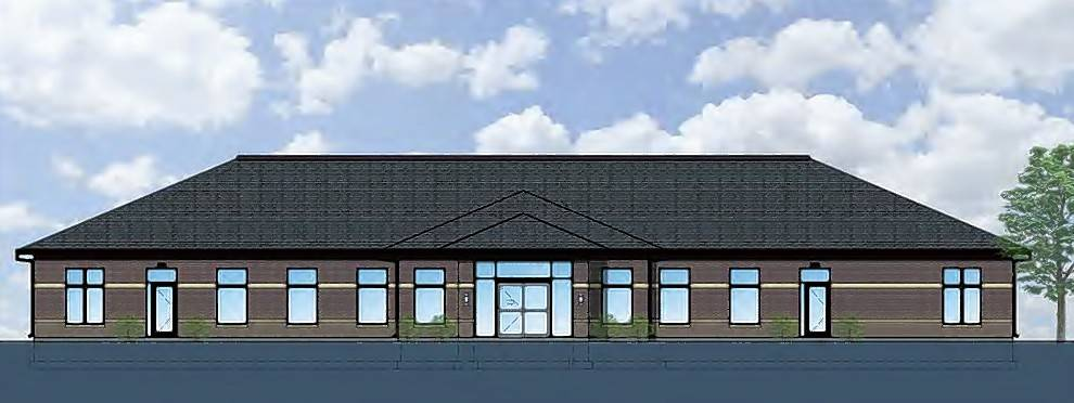 Algonquin trustees are considering plans for a new medical office on Ryan Parkway for Northwest Pulmonary and Sleep Medicine.