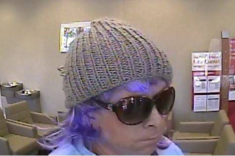 A man in his mid-40s is suspected of robbing a Bank of America Friday morning in Glen Ellyn.