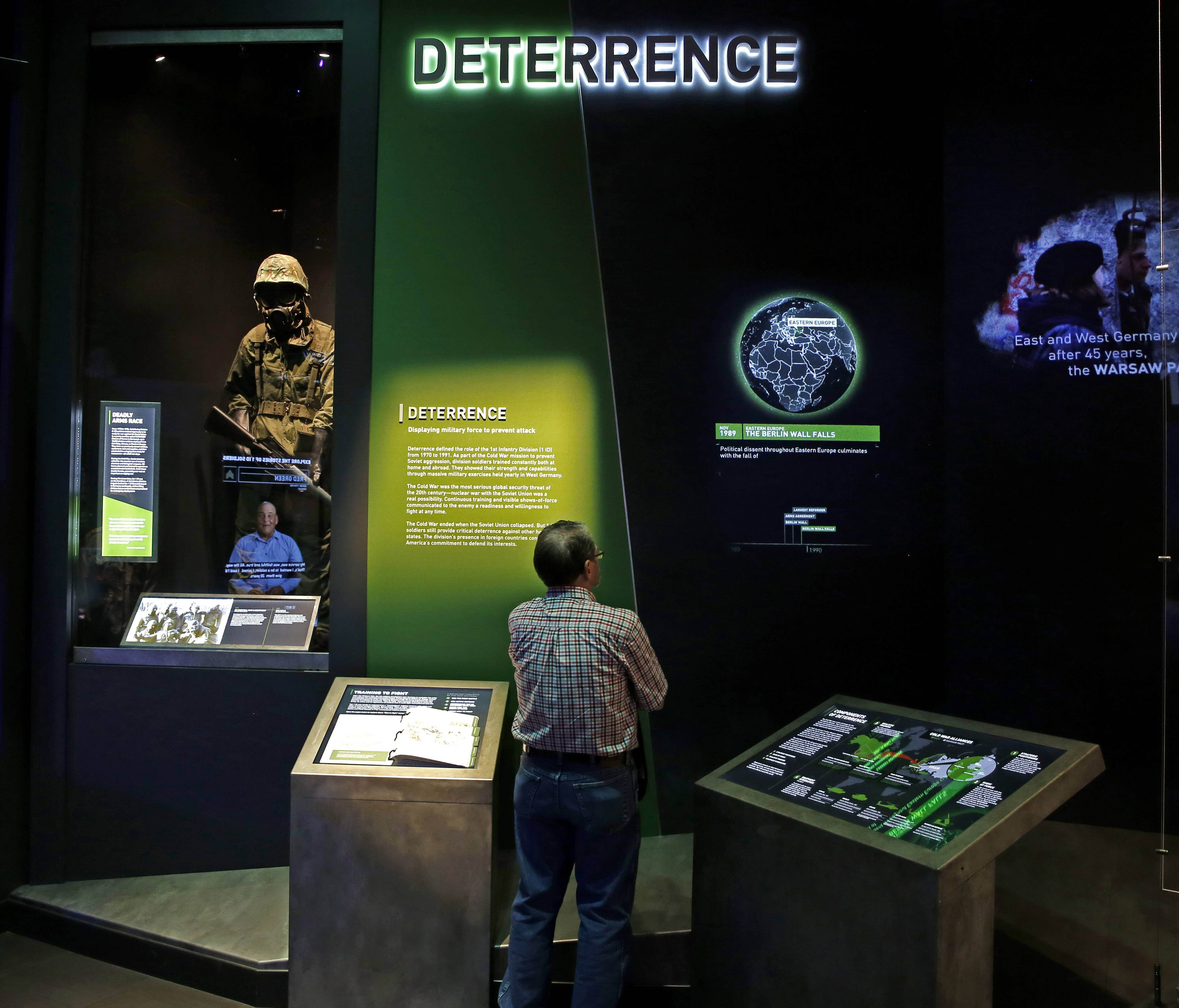 The Fox Valley Newcomers and Neighbors Club will hear a program on the newly remodeled First Division Museum at Cantigny Park at the next luncheon.