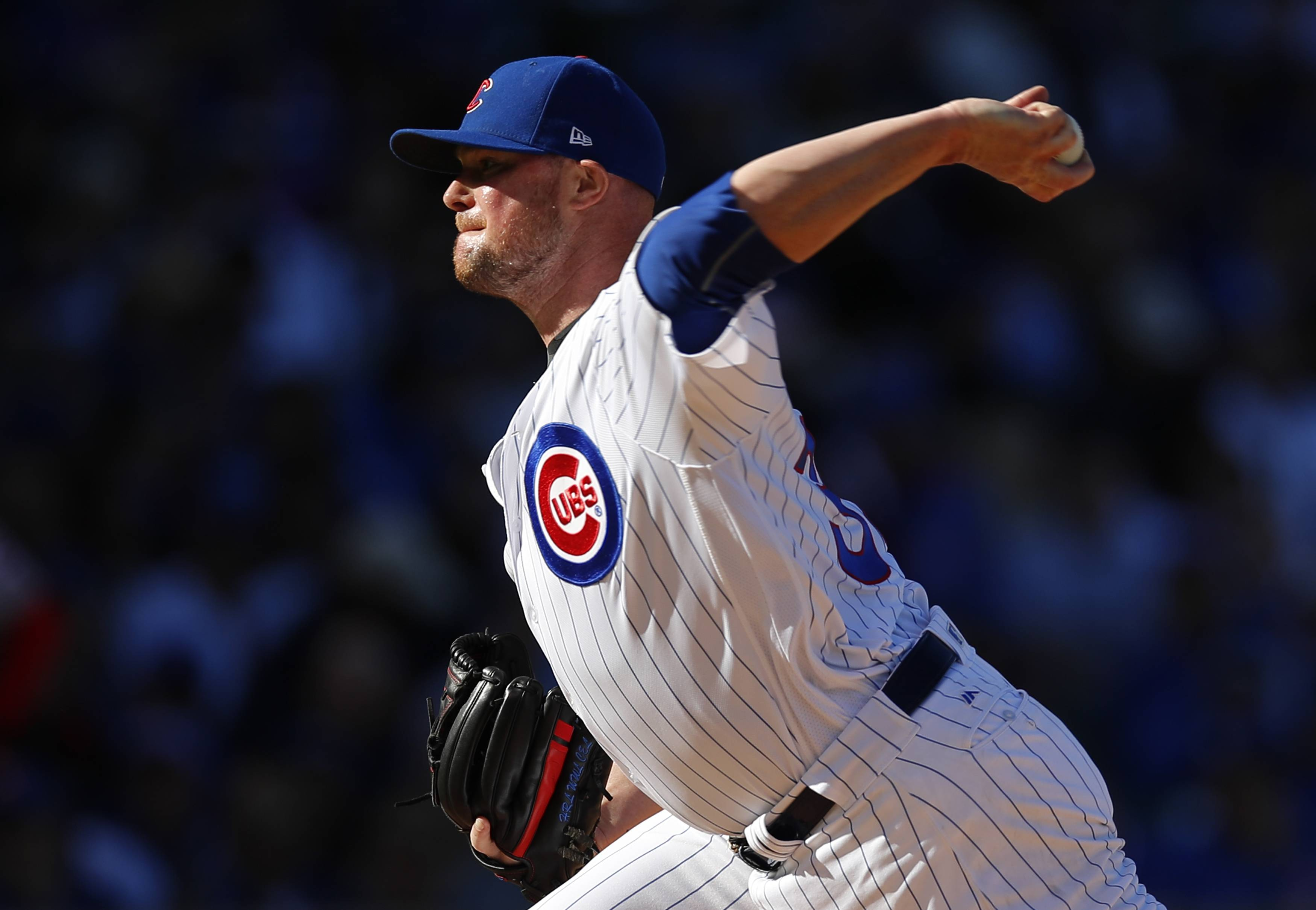 Chicago Cubs rotation will be unified decision