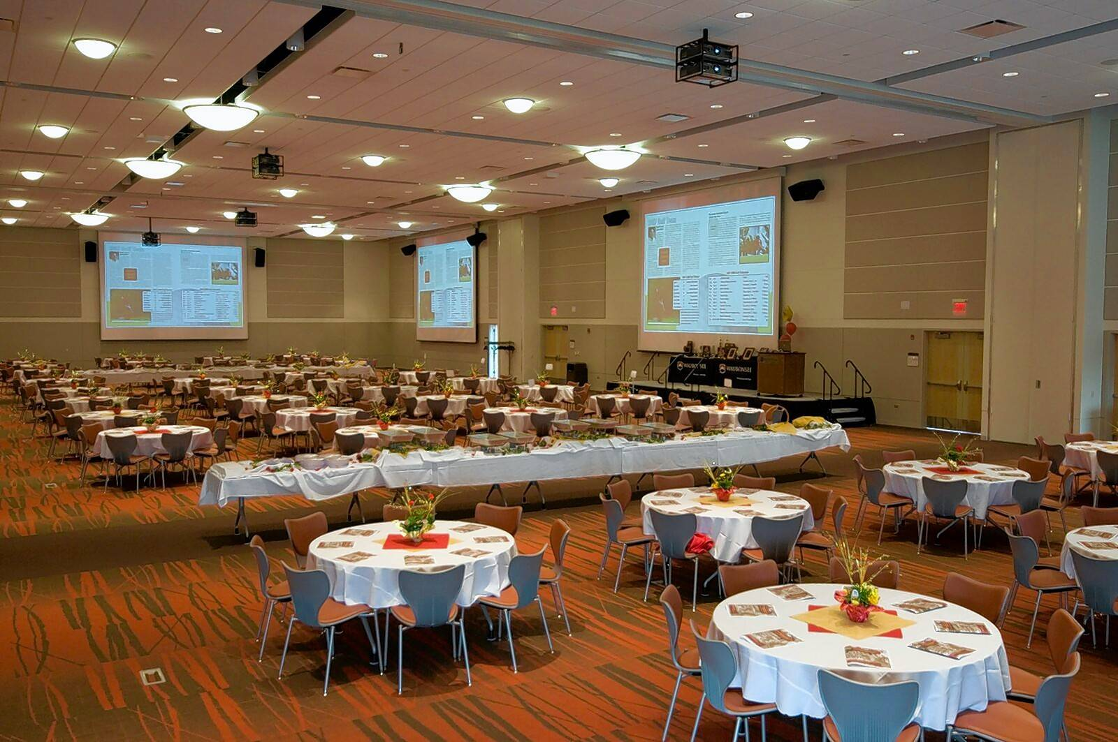 Waubonsee Community College houses more than 10,000 square feet of academic and professional event space.