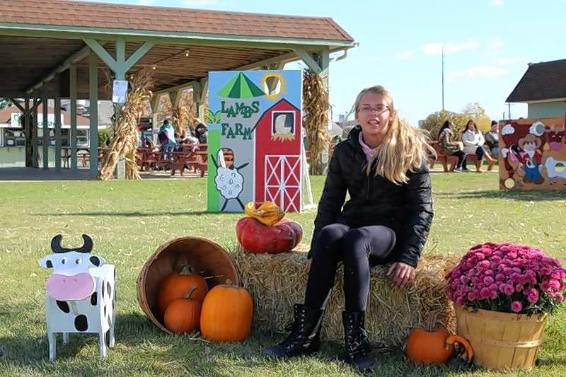 Fall on the Farm at Lambs Farm will feature fall-themed crafts and activities for individuals of all ages.