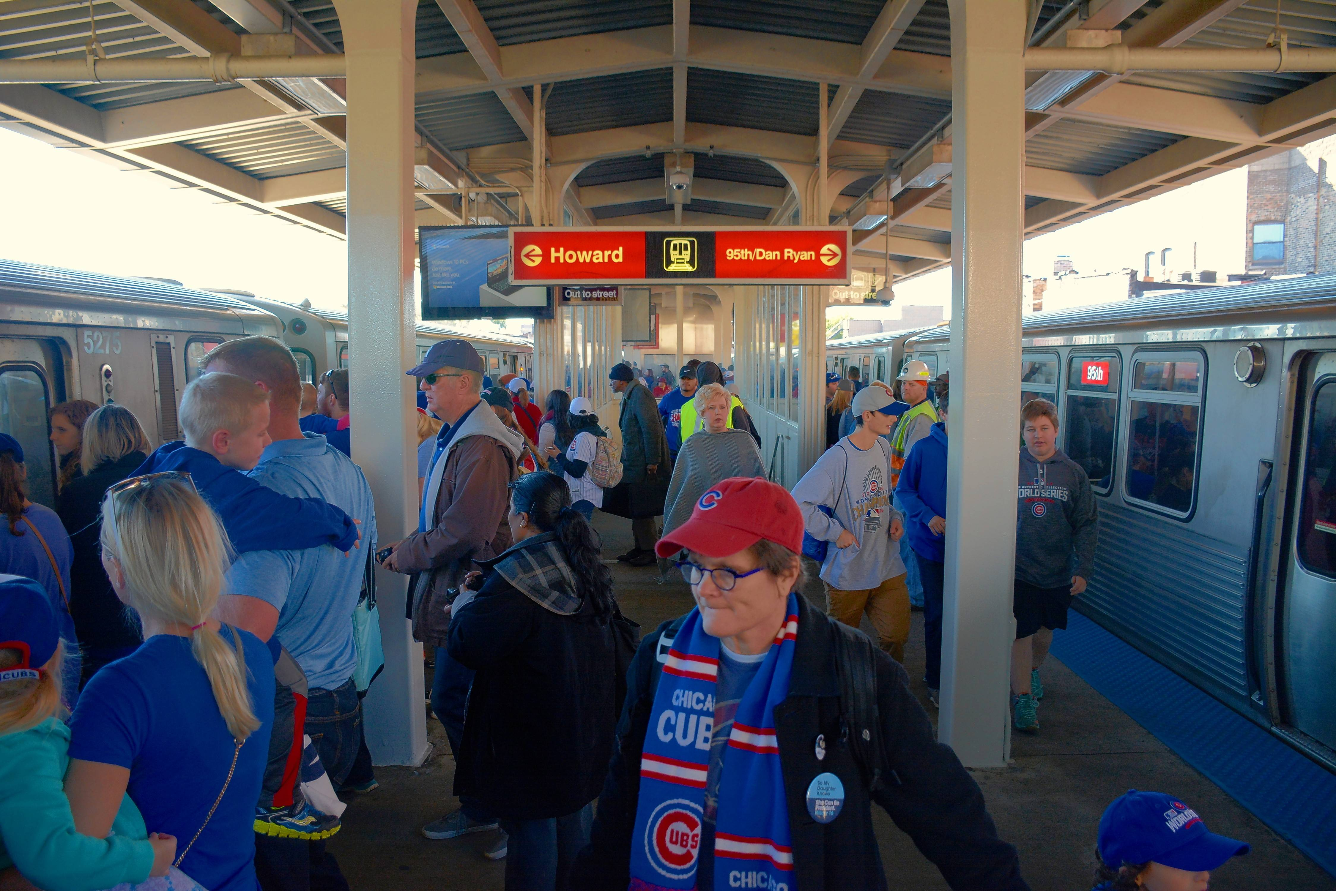 An insider's guide to getting to Wrigley Field for the NLDS