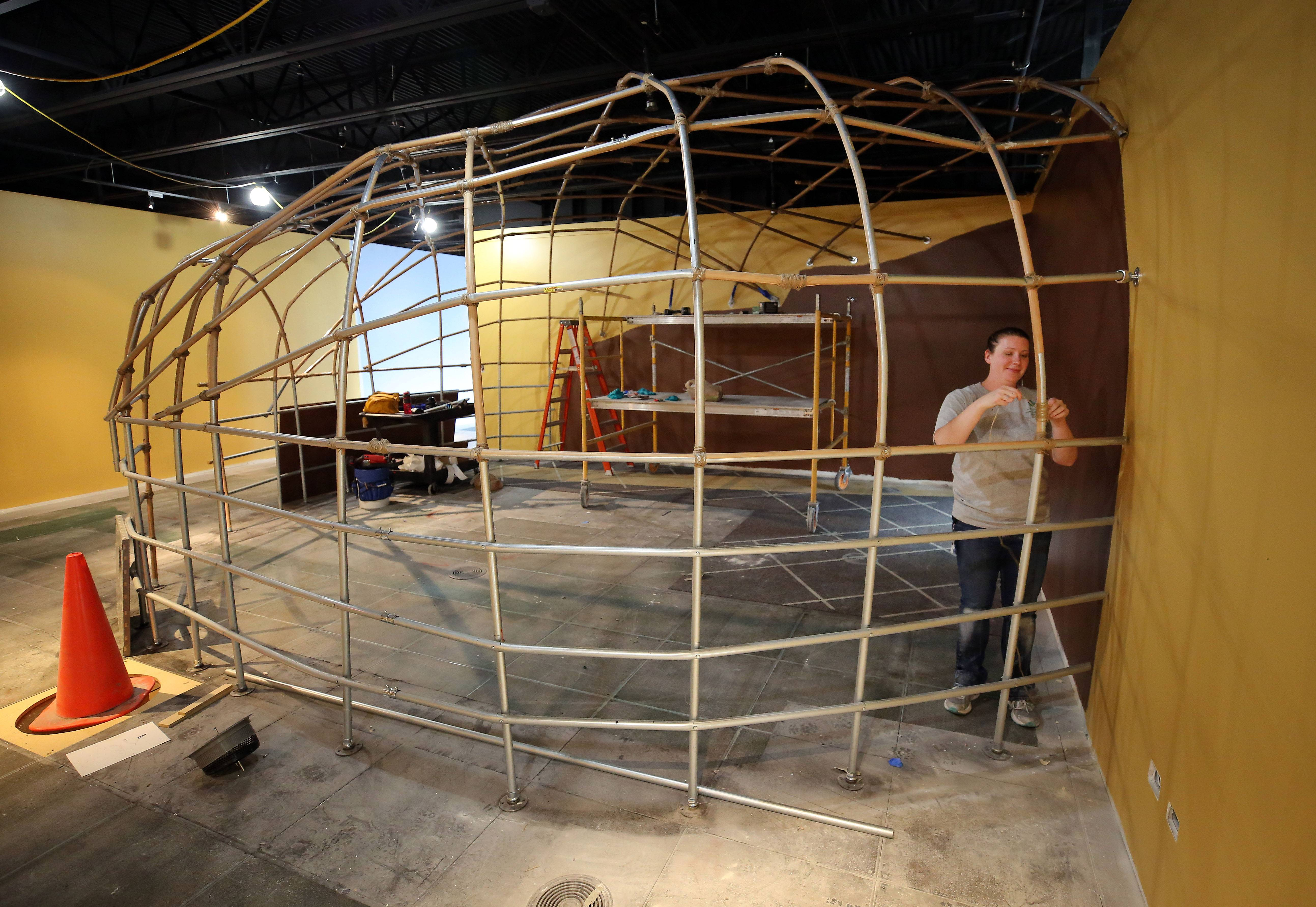 Work on new Lake County museum nearing finish line