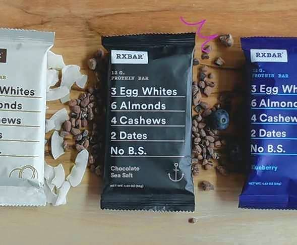 Kellogg is buying protein bar RXBar for $600 million. The company that started in a Glen Ellyn basement four years ago.
