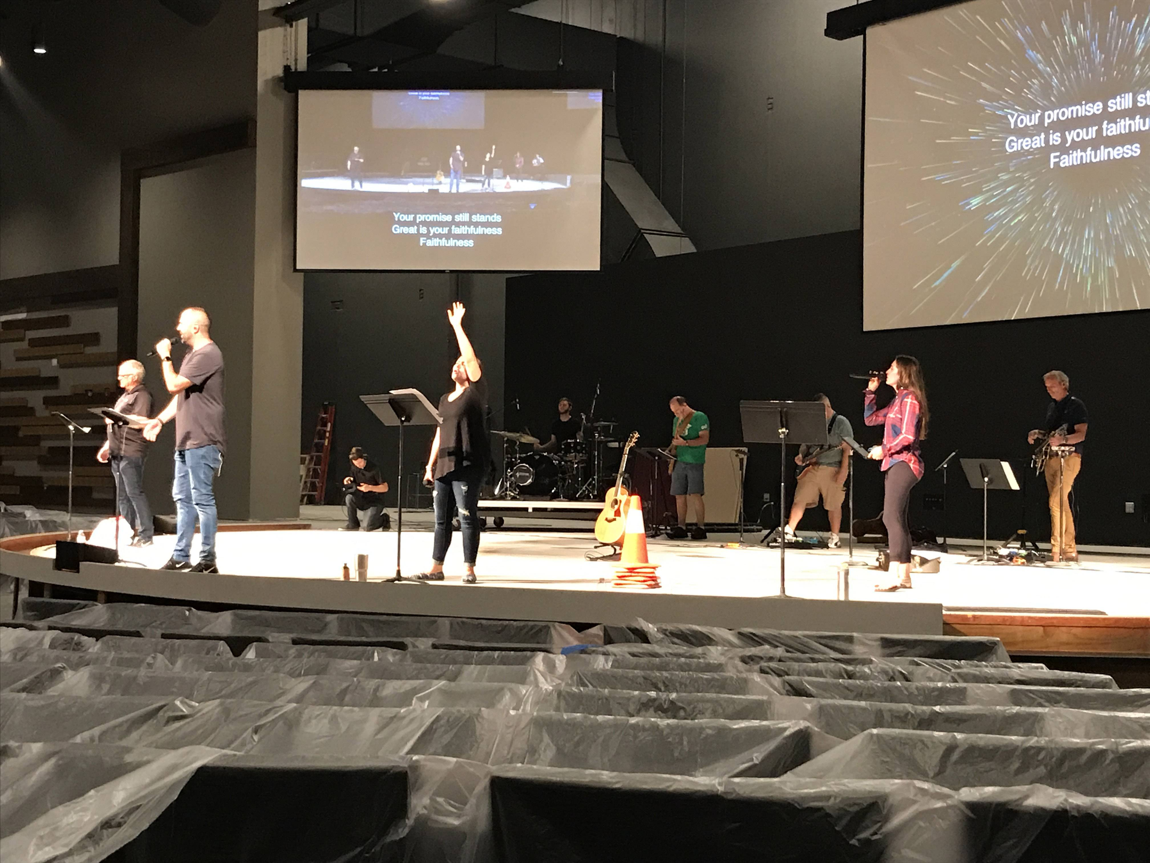 Willow Crystal Lake Church will have a grand opening party and services Oct. 21 and 22 for its permanent new home at 100 S. Main St. in downtown Crystal Lake.