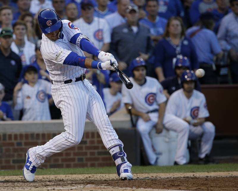 Constable: Ditka was there, but again it's Cubs at Wrigley ...