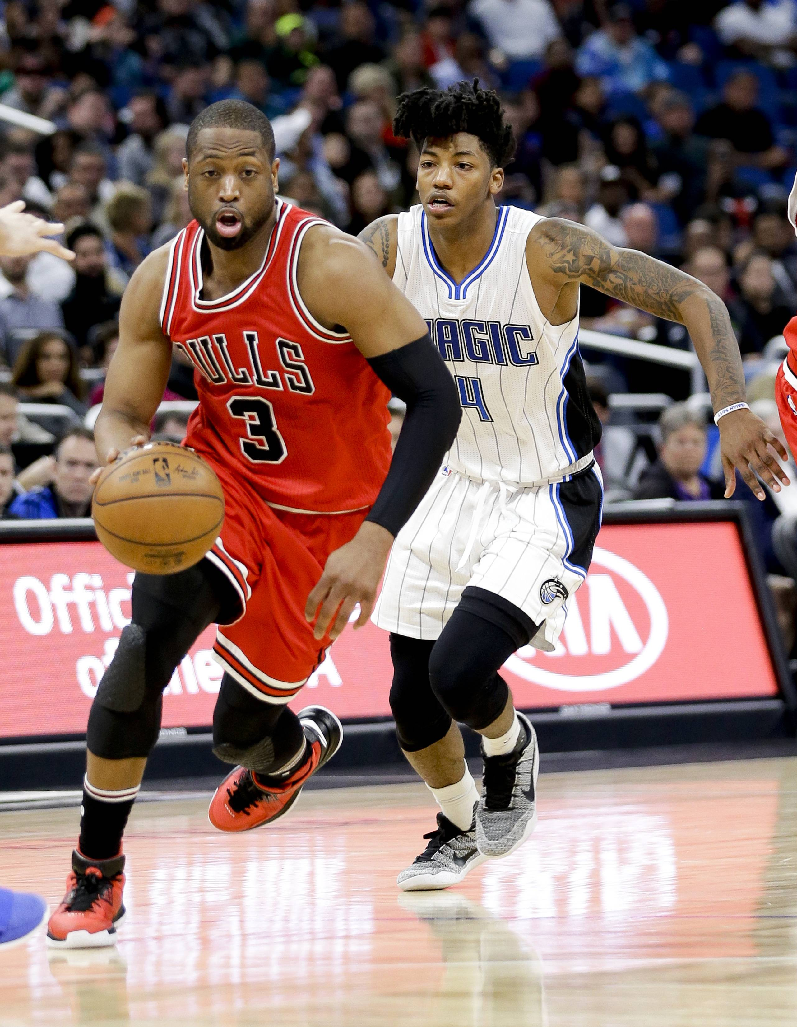 In advance of trip to Cleveland, Bulls carry no ill-will toward Wade