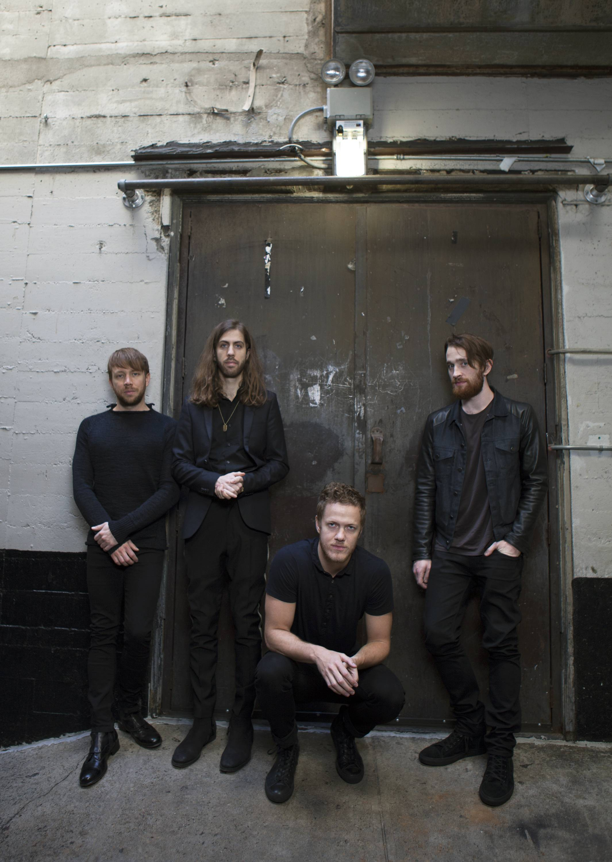 Imagine Dragons headlines Chicago's United Center Wednesday, Oct. 18.