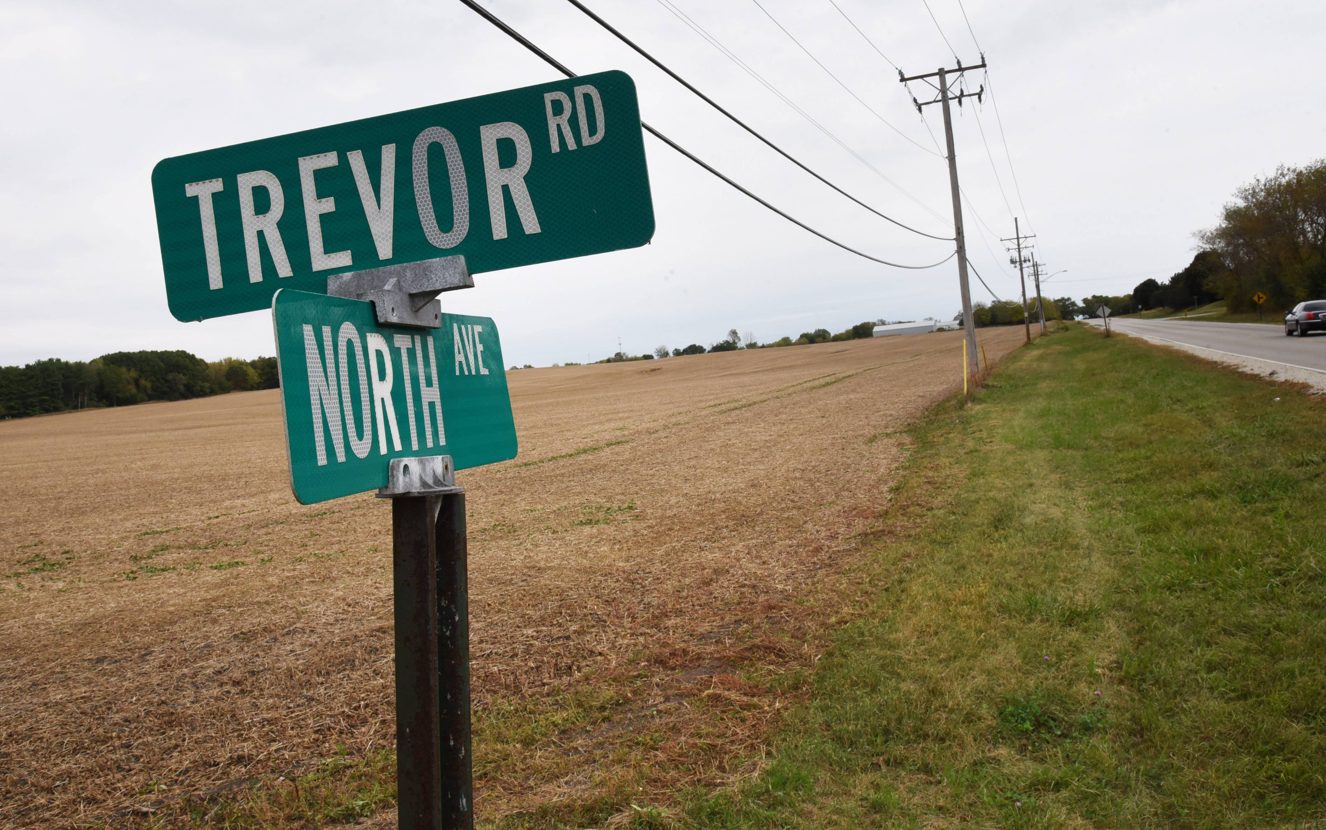 A significant step in what could be the first new large residential development in Antioch in many years has been taken with the pending annexation of 71 acres at North Avenue and Trevor Road.