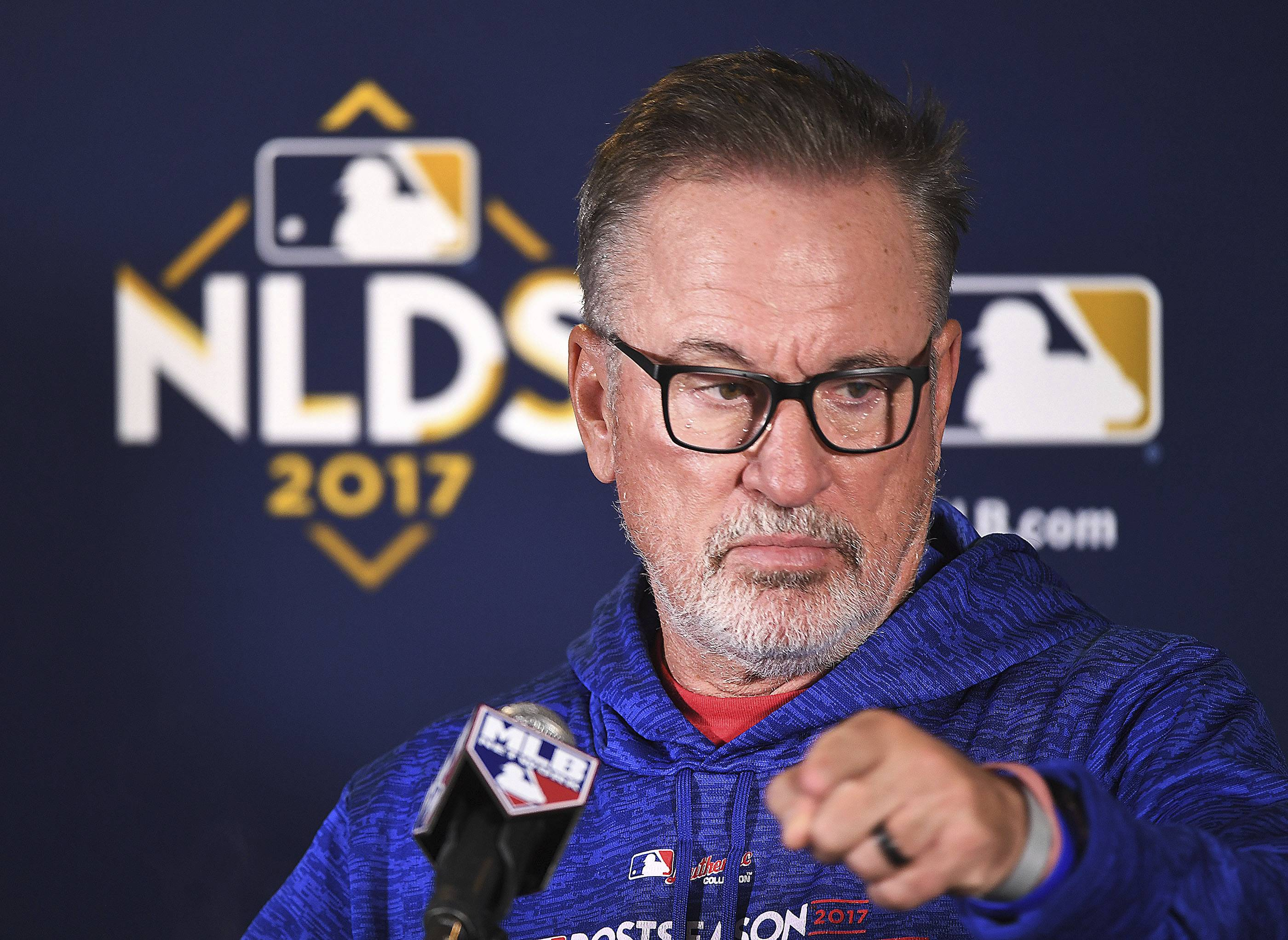 Maddon: 'Respect'-seeking Rizzo is underrated