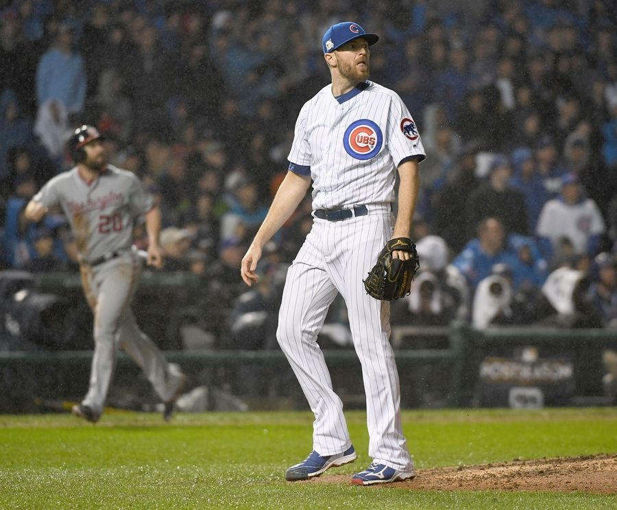 Images: Chicago Cubs fall to Washington Nationals, 5-0 in