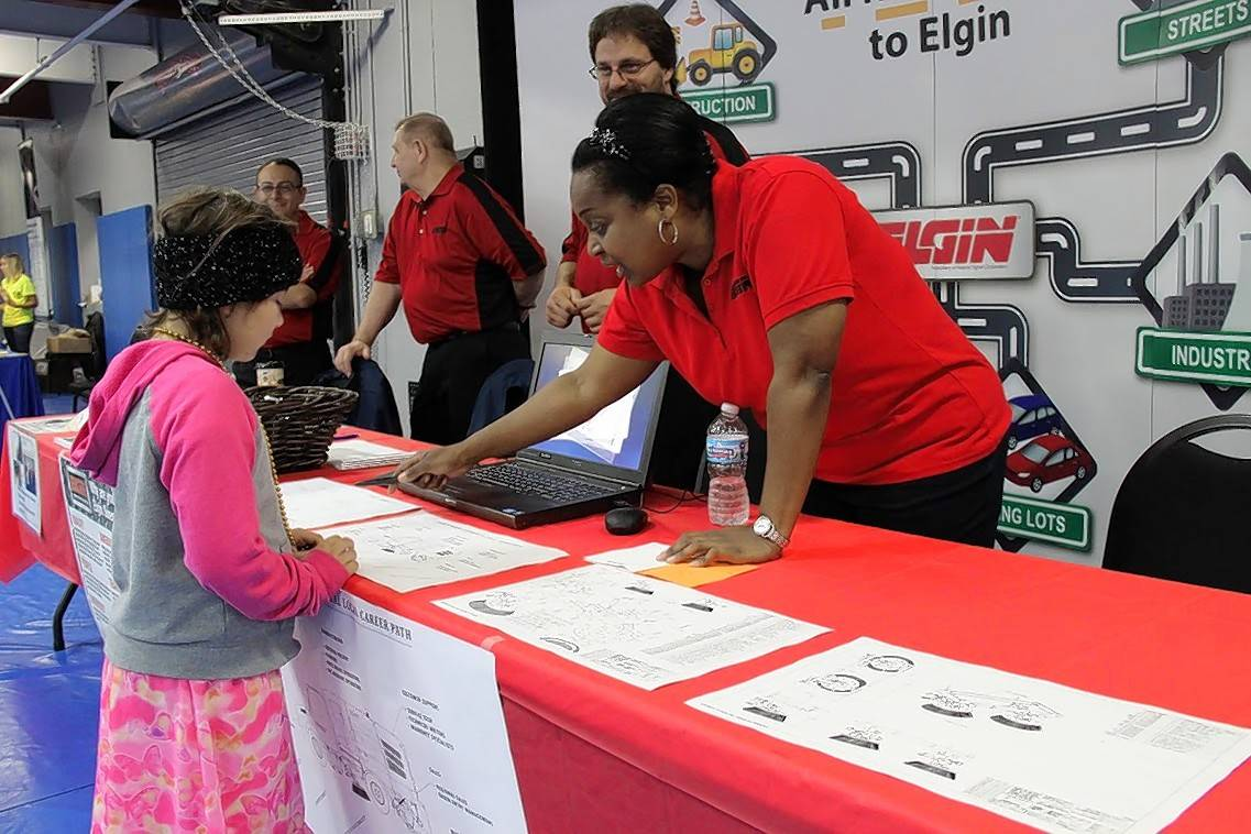 Elgin Area School District U-46 will showcase curriculum and career pathways for students at its annual expo Saturday at Elgin Community College.