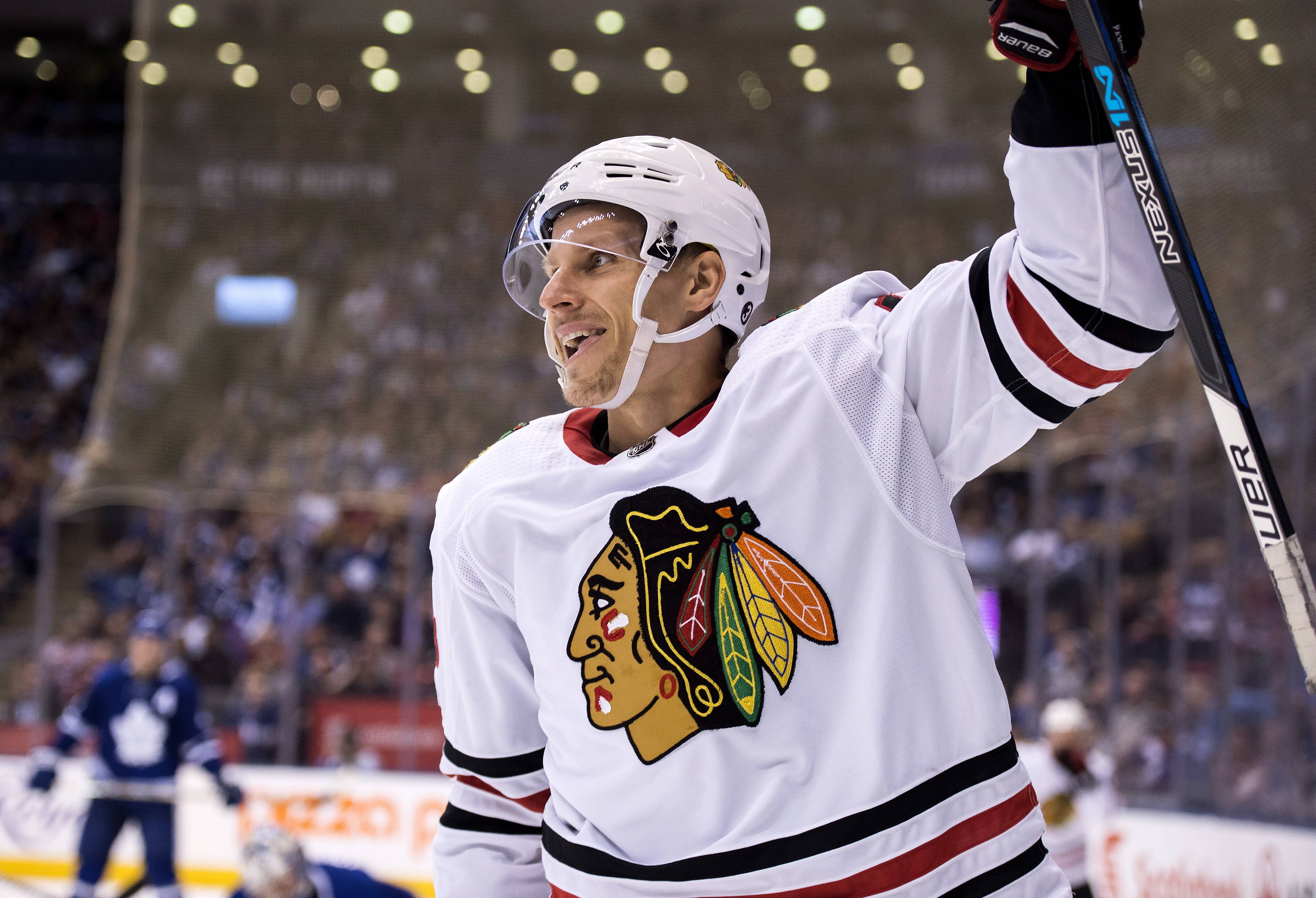 Five reasons behind the Blackhawks' hot start